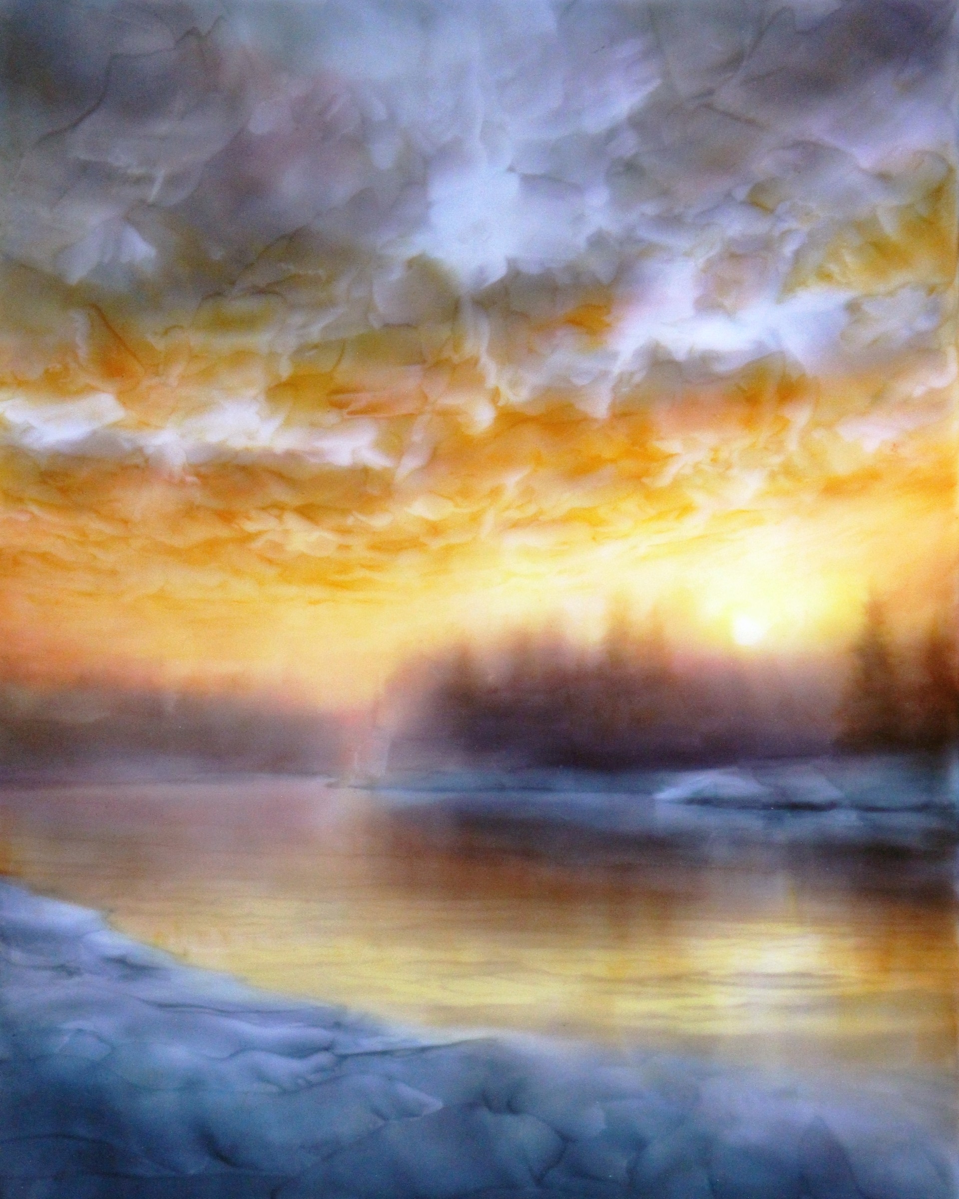 Cold Dawn by Brian Sostrom