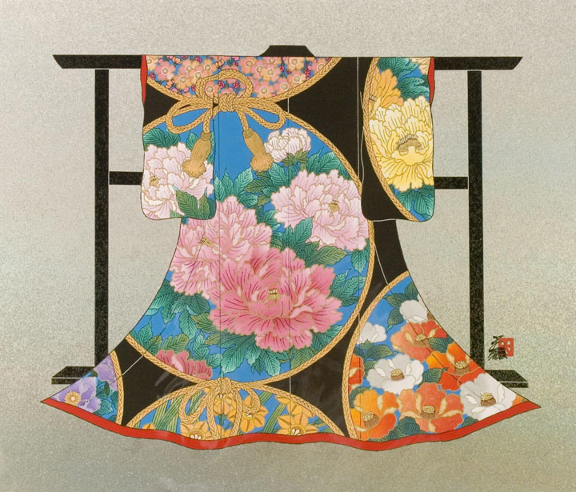 Surrounding Flowers by Hisashi Otsuka