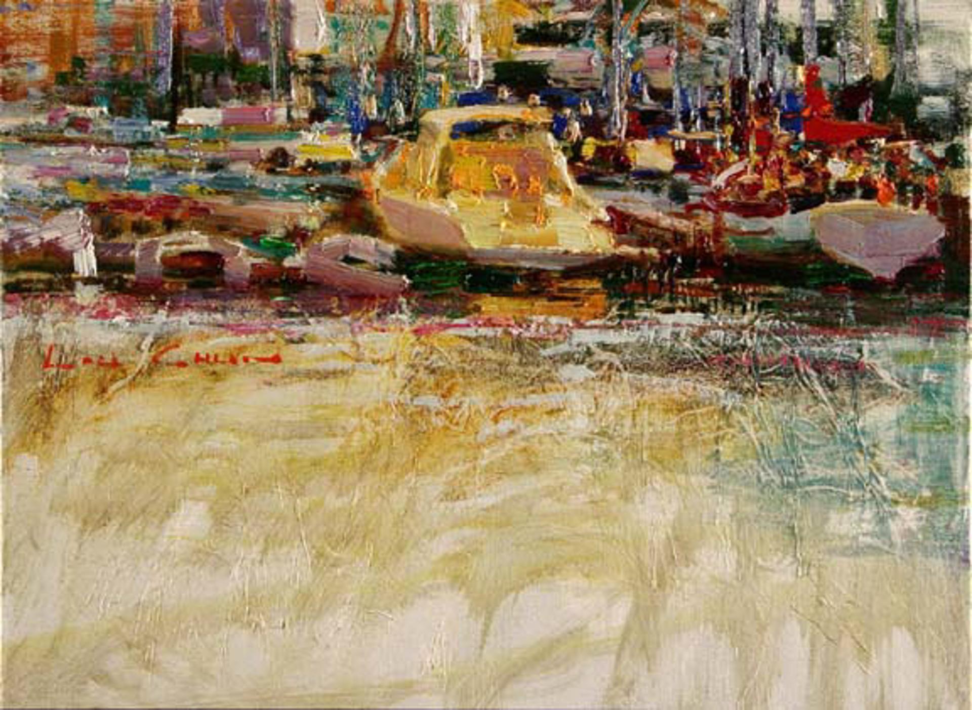 Yacht Harbor by Lau Chun