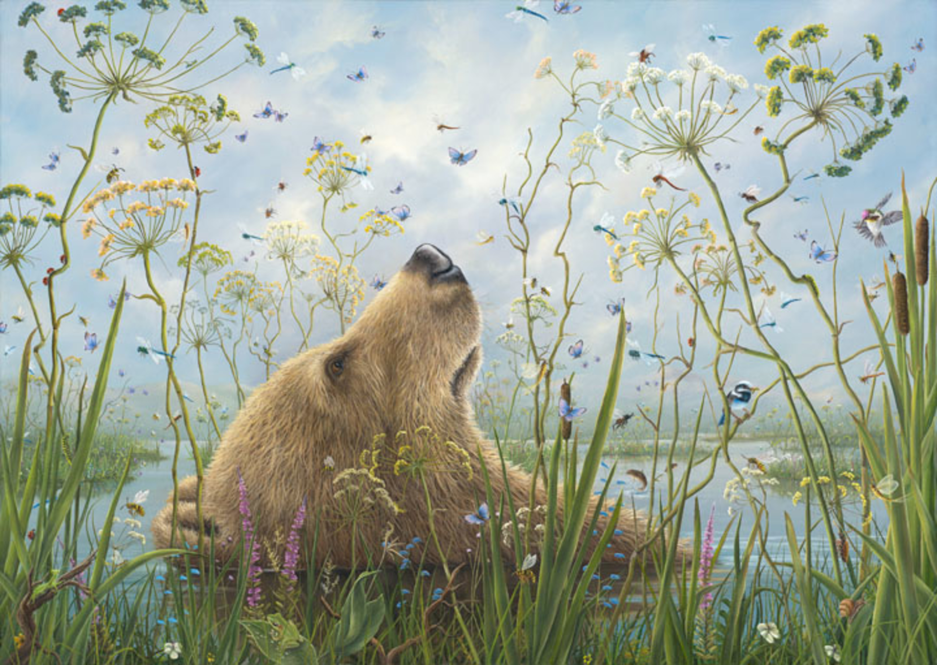 The Whole World (Mini) by Robert Bissell
