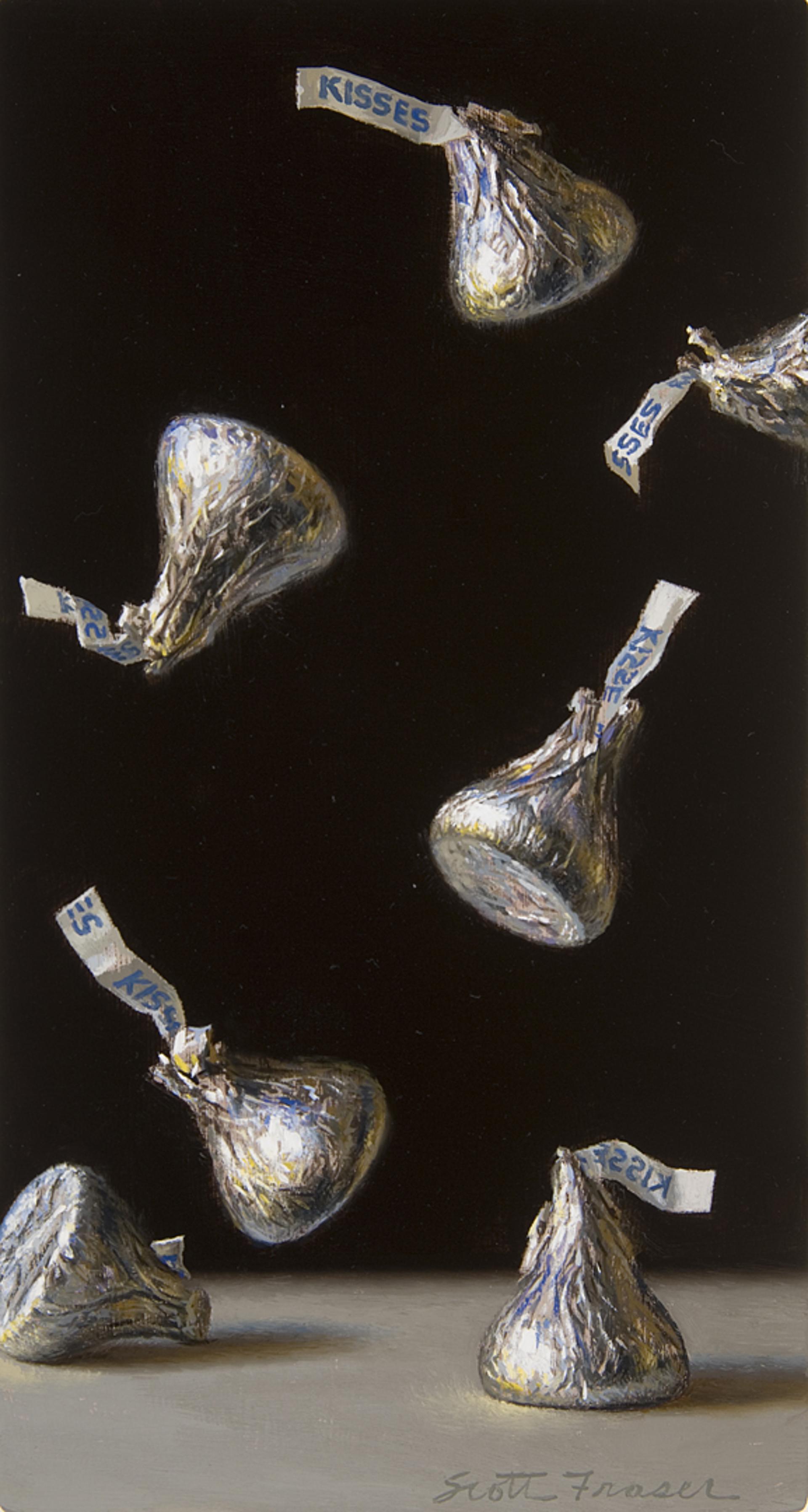 Falling Kisses by Scott Fraser