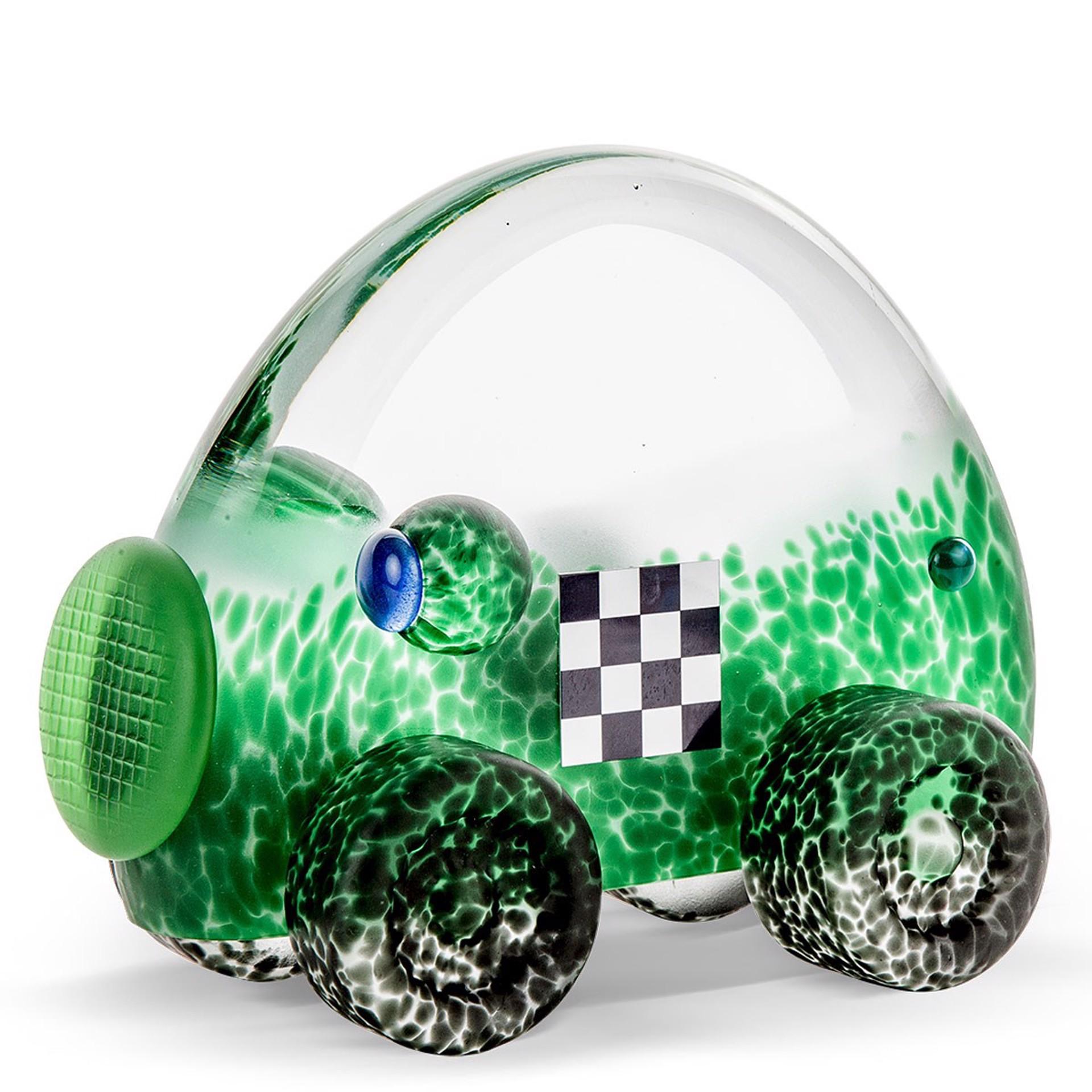 sST/ LOVE BUG, object, green by Borowski