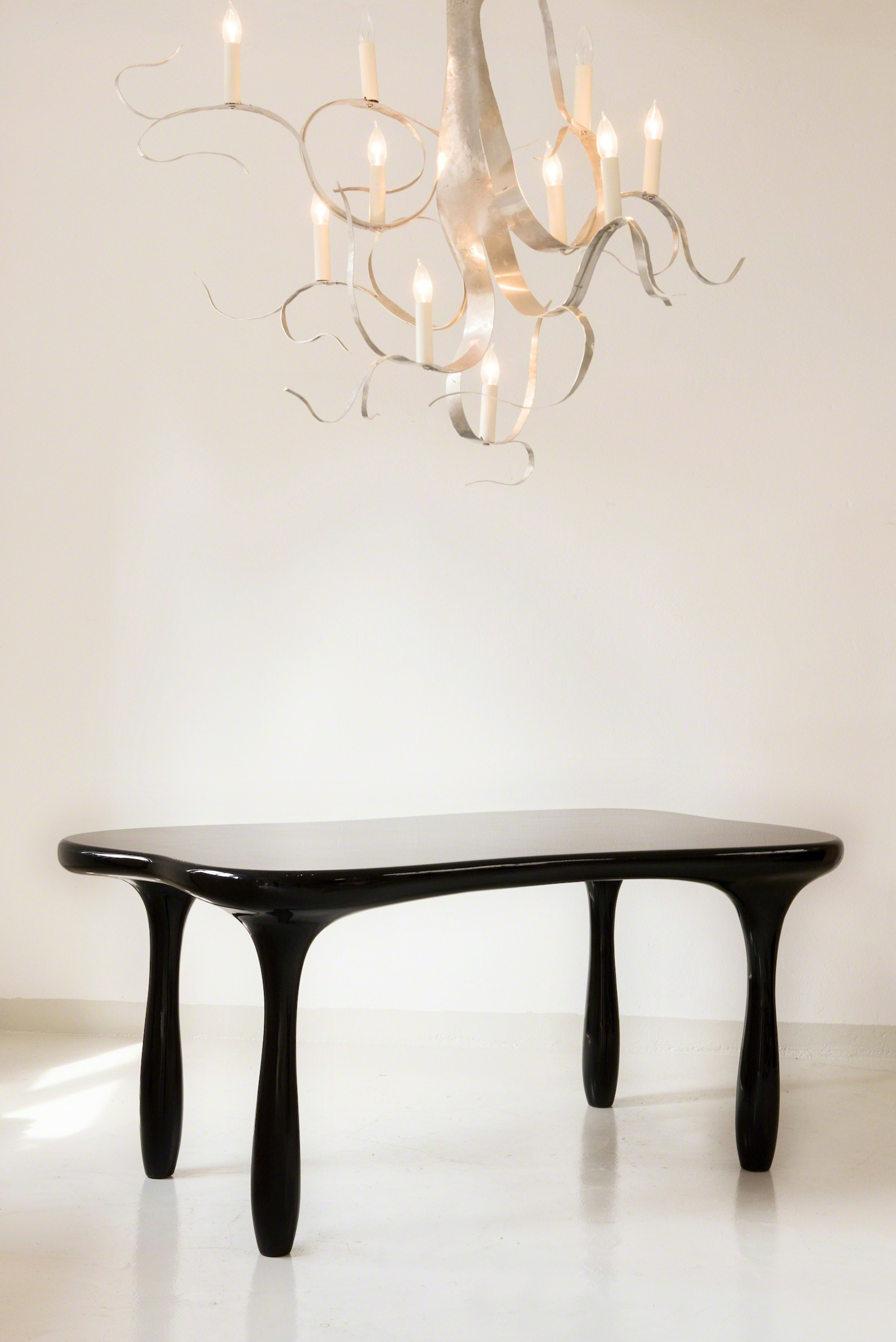"""Luca""  Table desk by Jacques Jarrige"