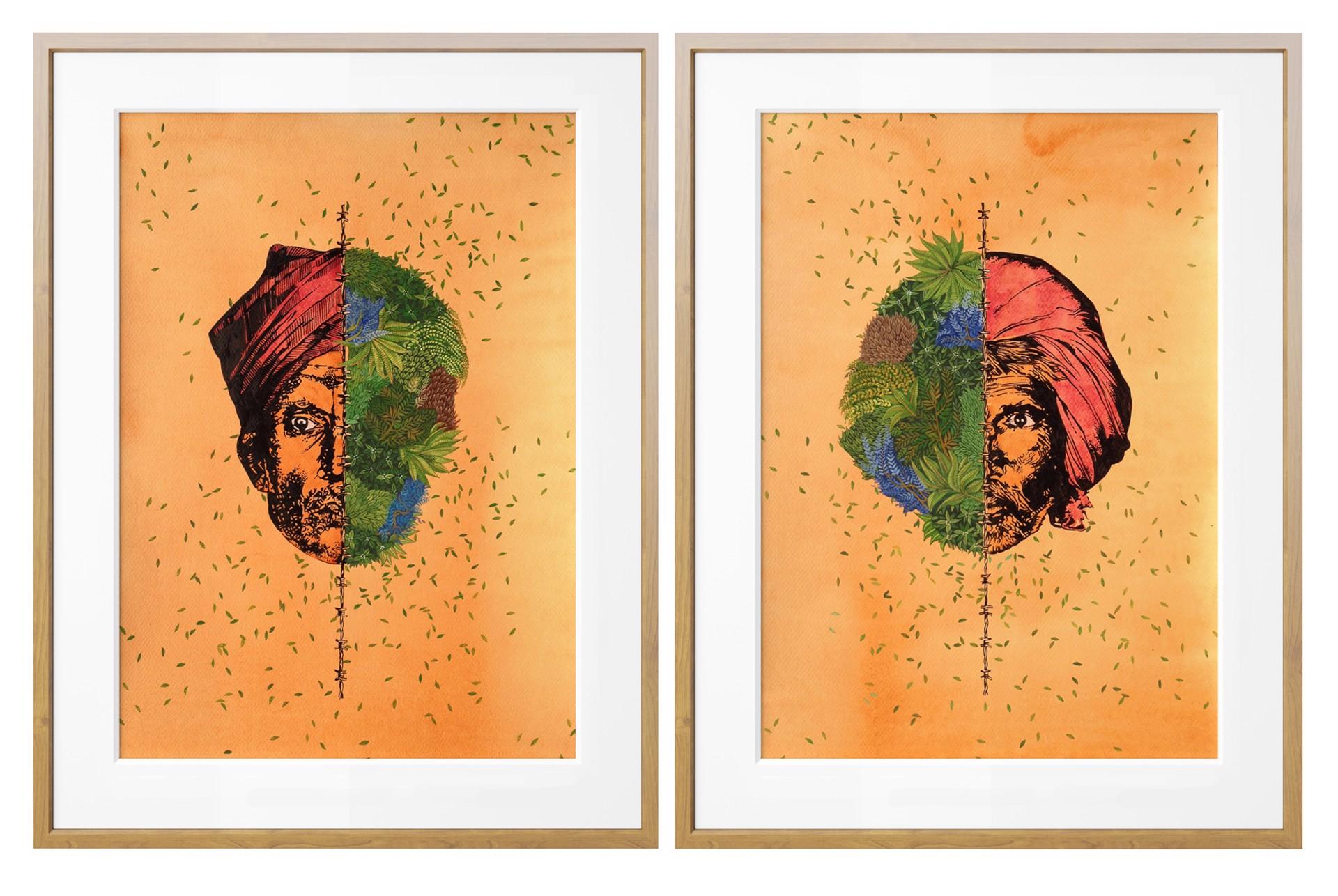 Homelessness by Binay Sinha