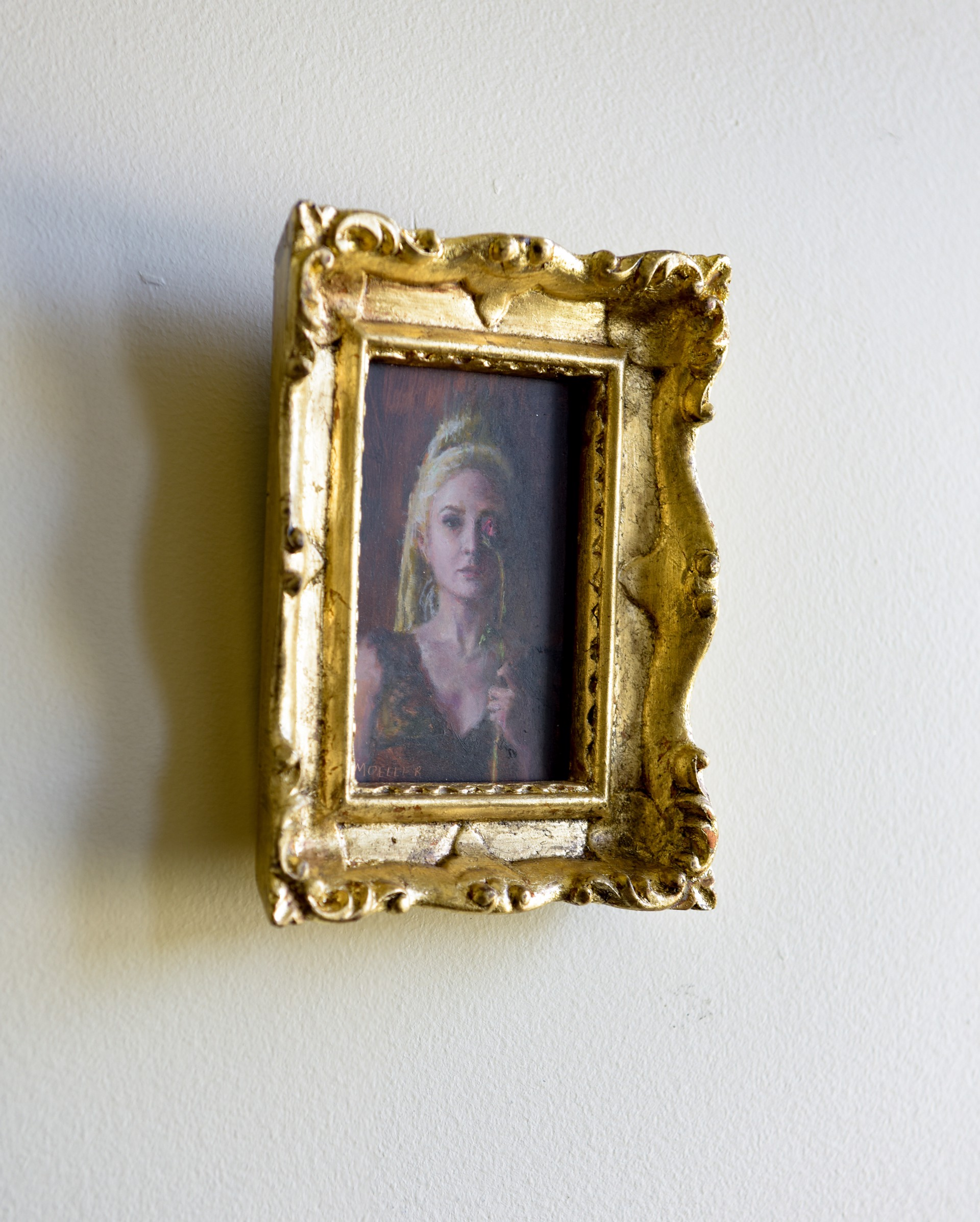 Unseen by Ann Moeller Steverson
