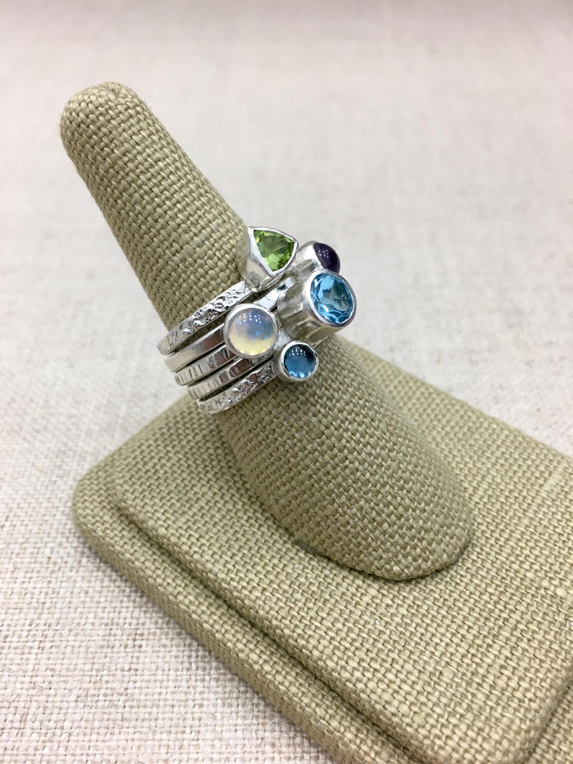 1462-1 Ring by Donna Burdic