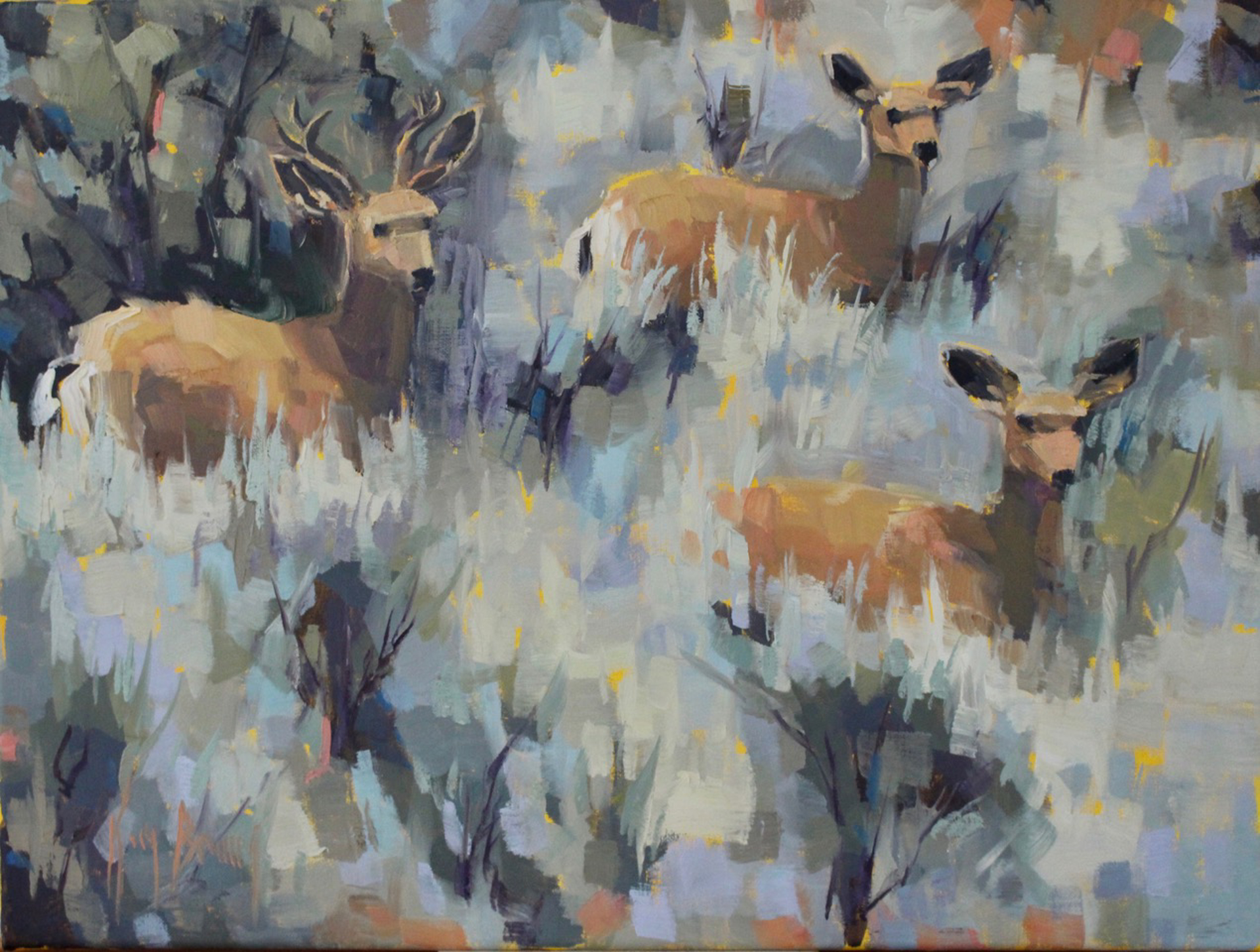 In Deep Sage by Kim Barrick