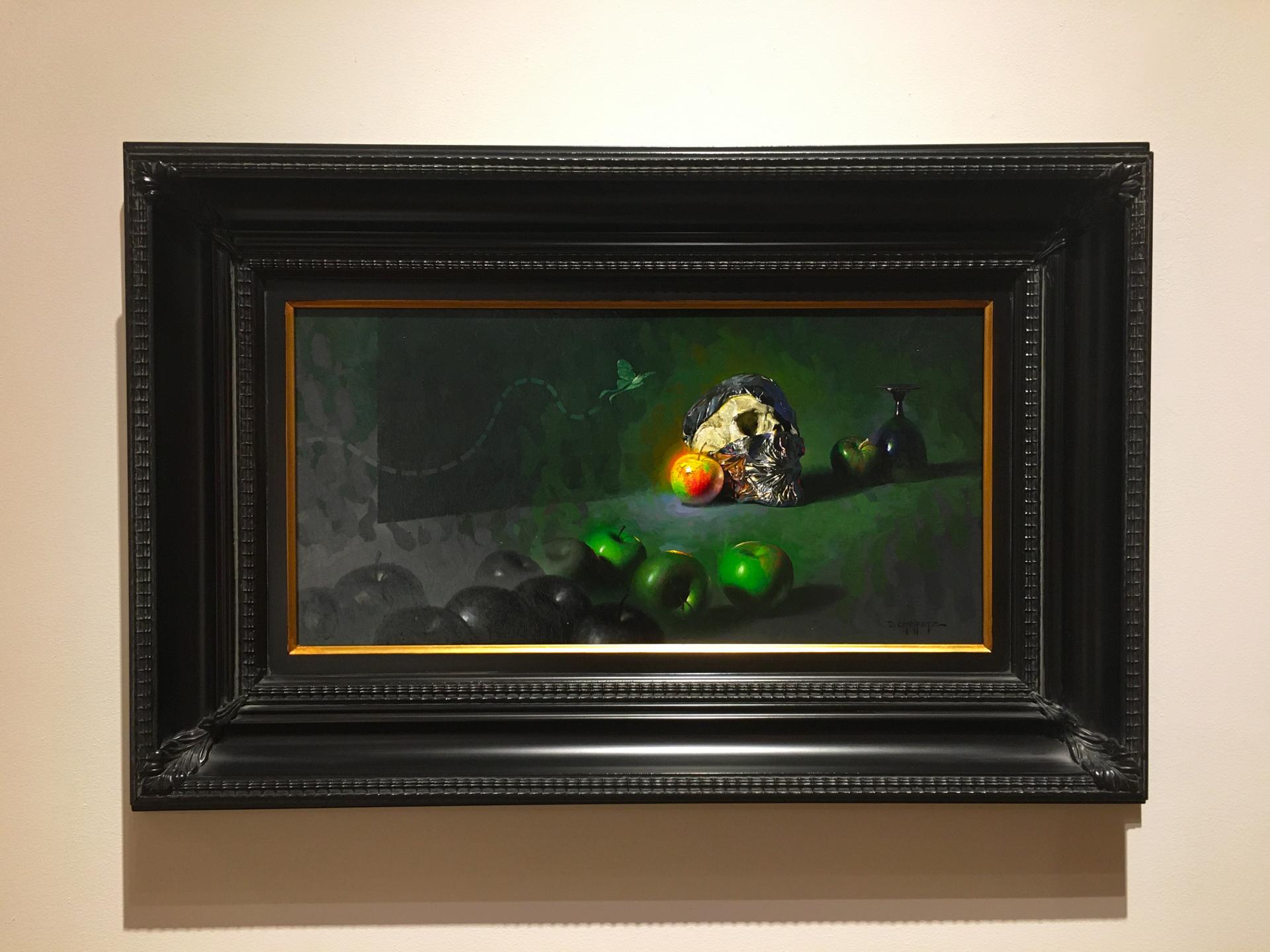 Behind A Moonlit Corner by David Cheifetz