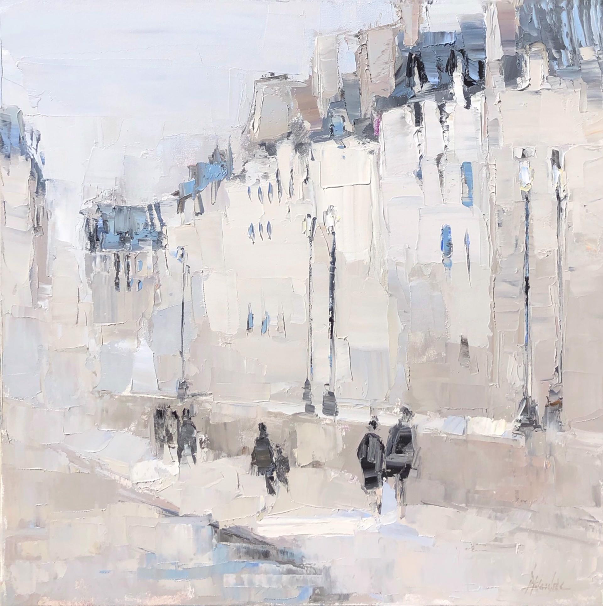 Paris Neutrals by Barbara Flowers