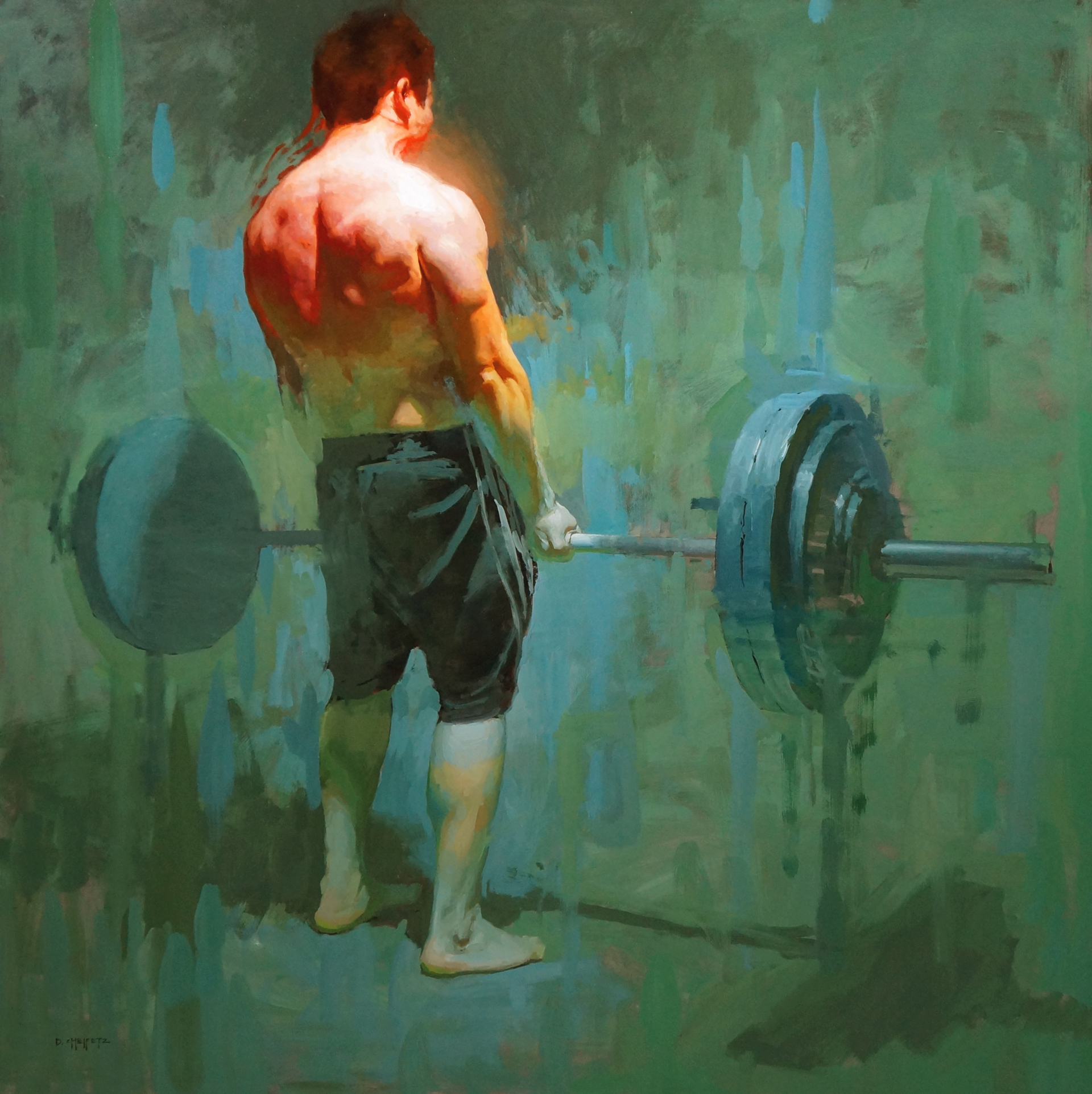 The Deadlift by David Cheifetz