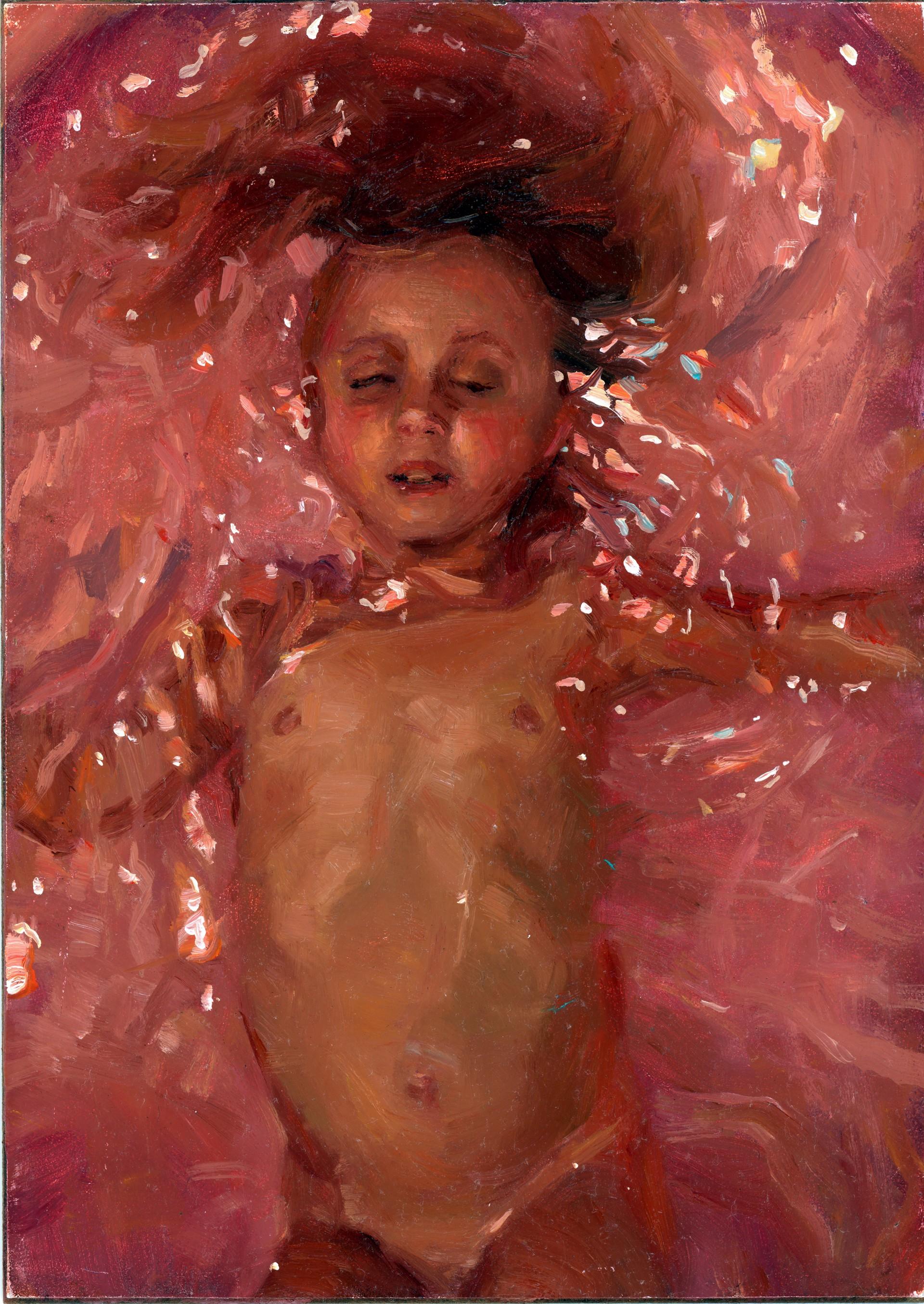 Rose Bath by Natalia Fabia