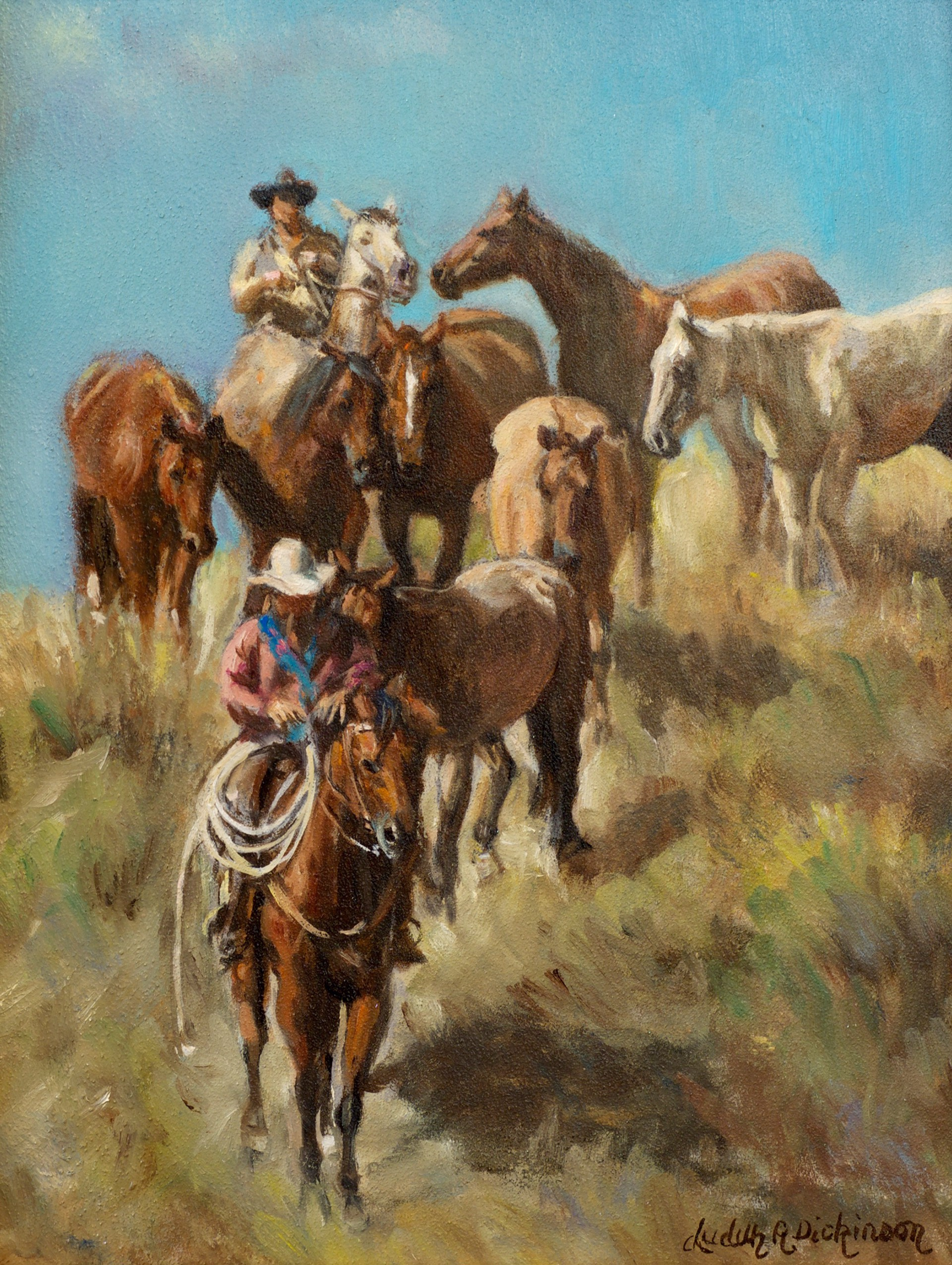 Head em Up by Judith Dickinson