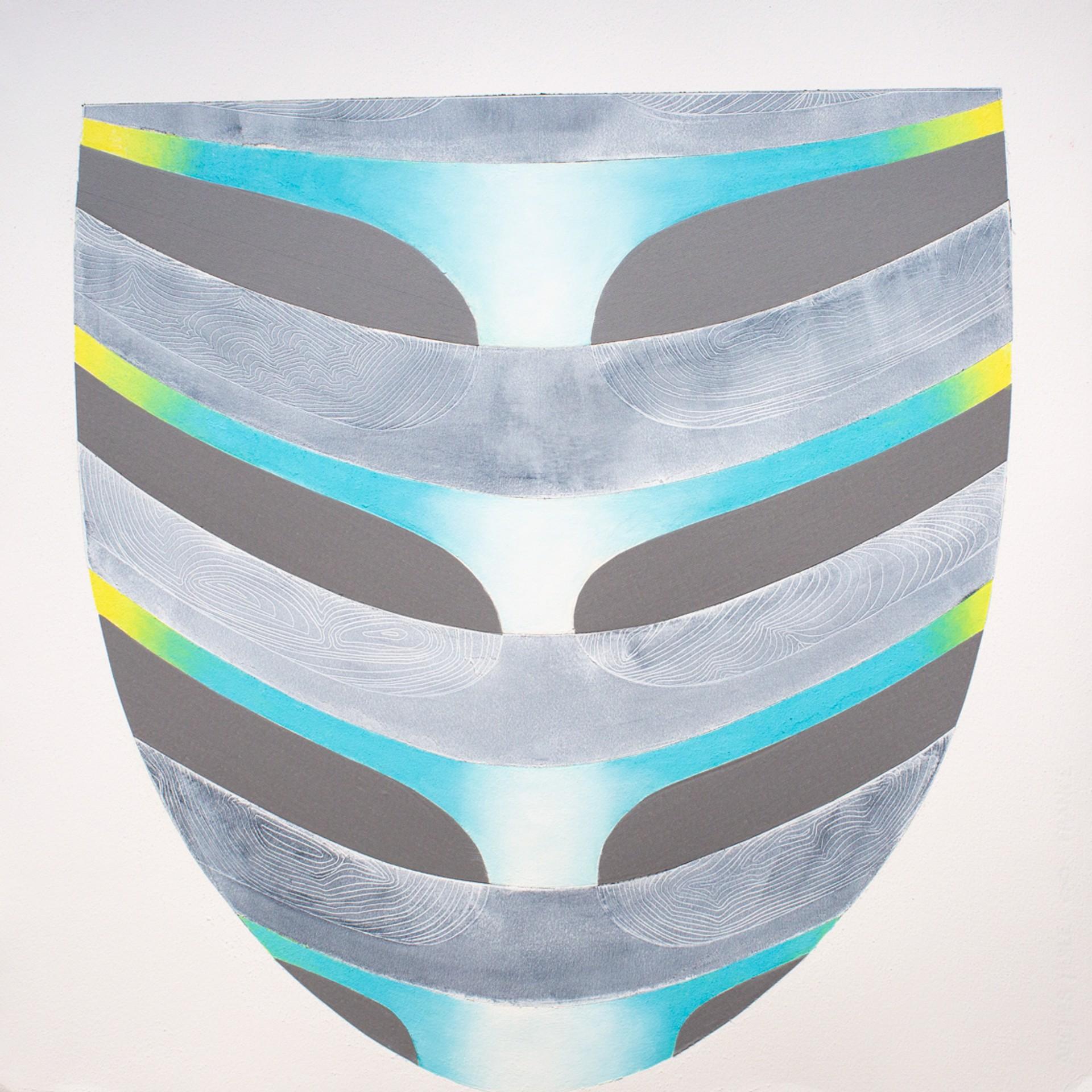 Untitled, Radiant Series by Stella Alesi