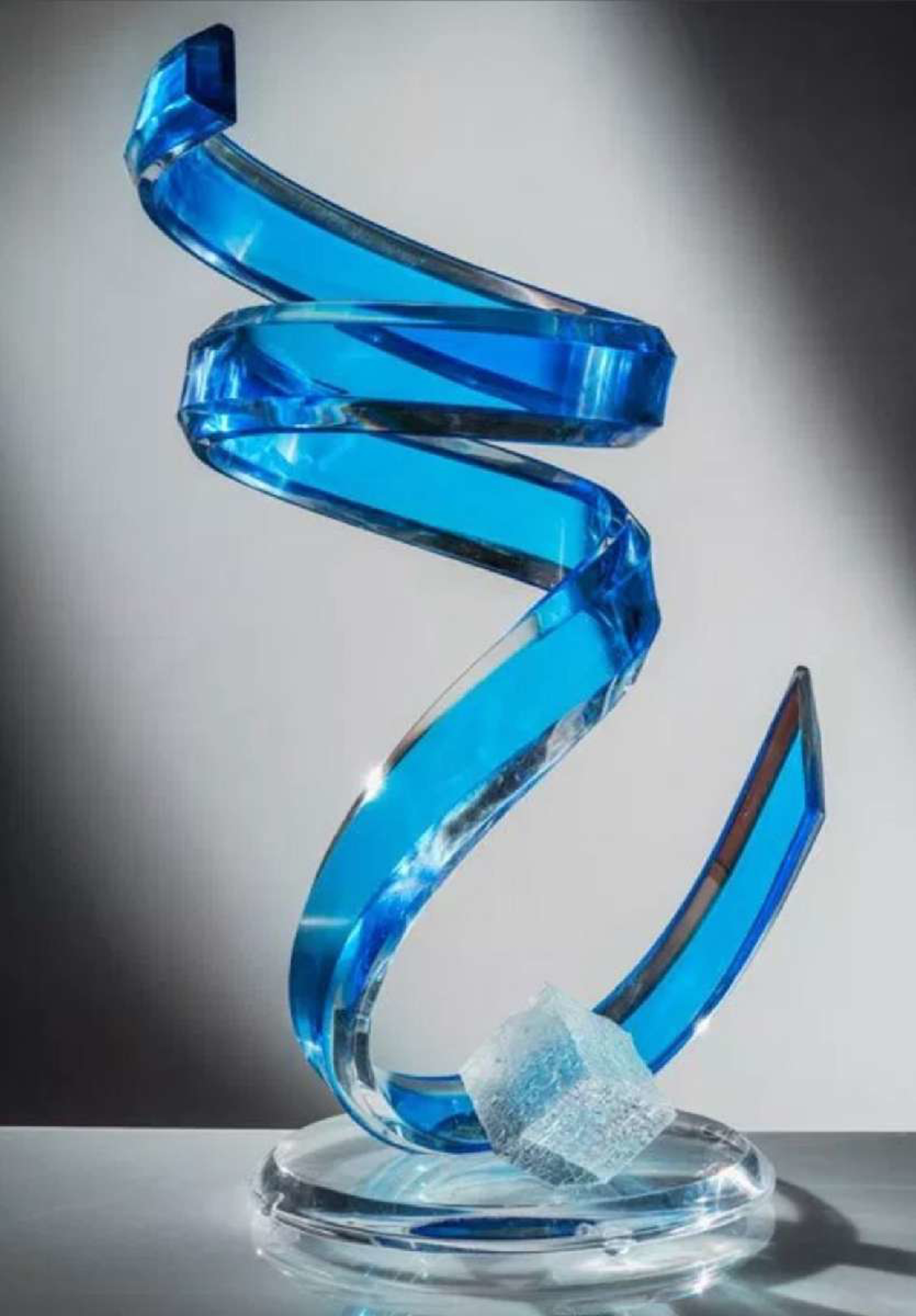 Blue Twist by EB Studios