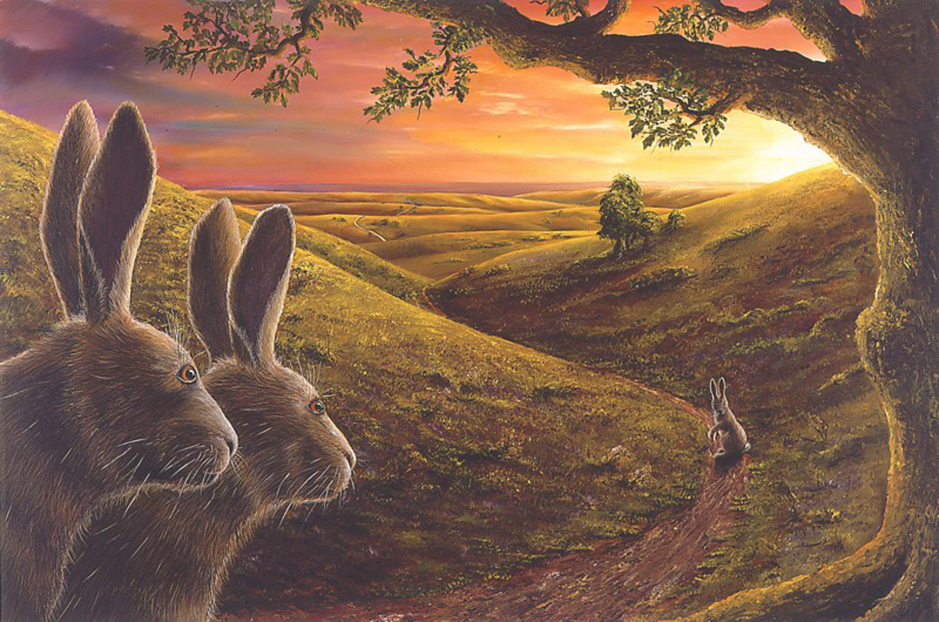 Departure by Robert Bissell