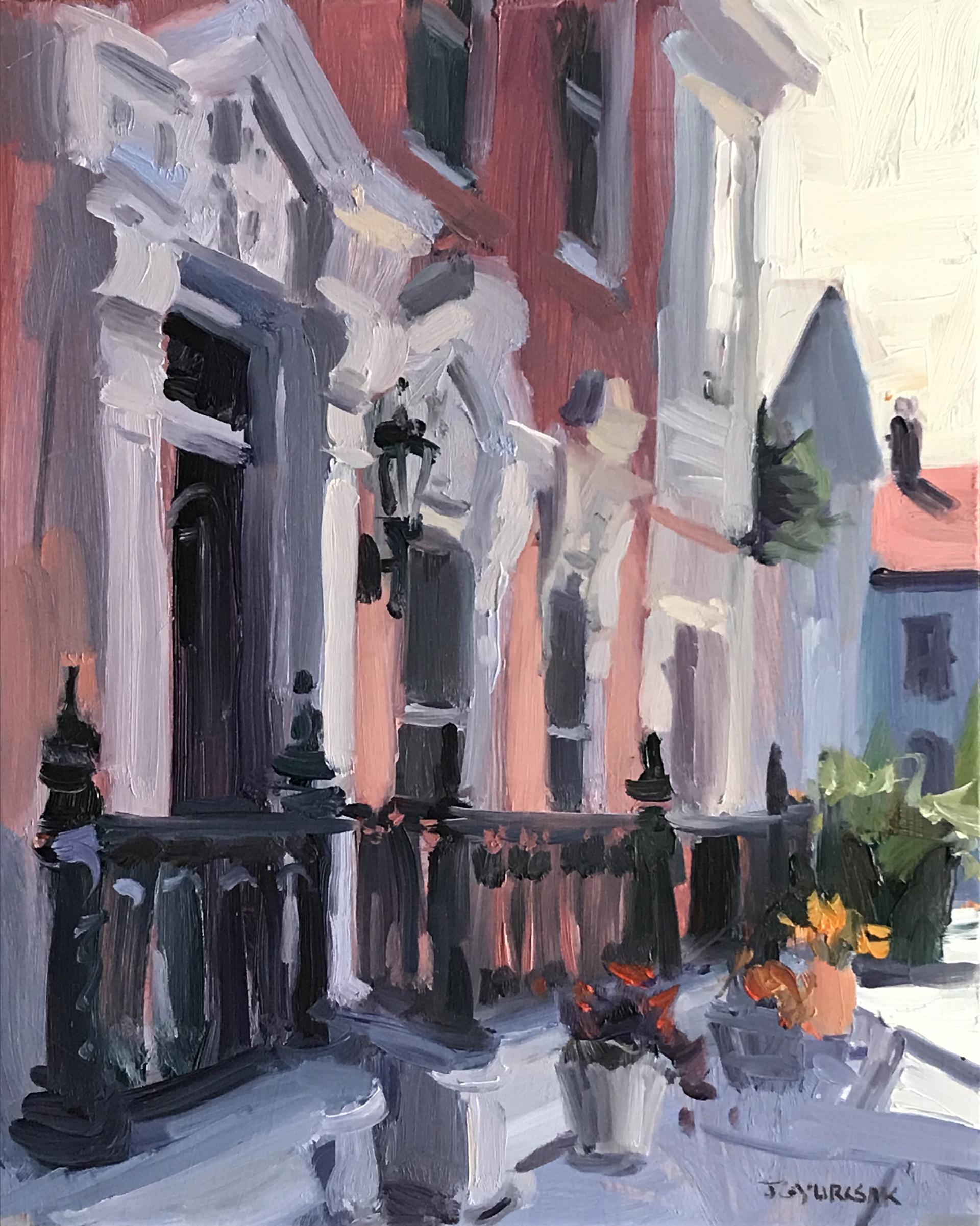 Pink Shadows by Joe Gyurcsak
