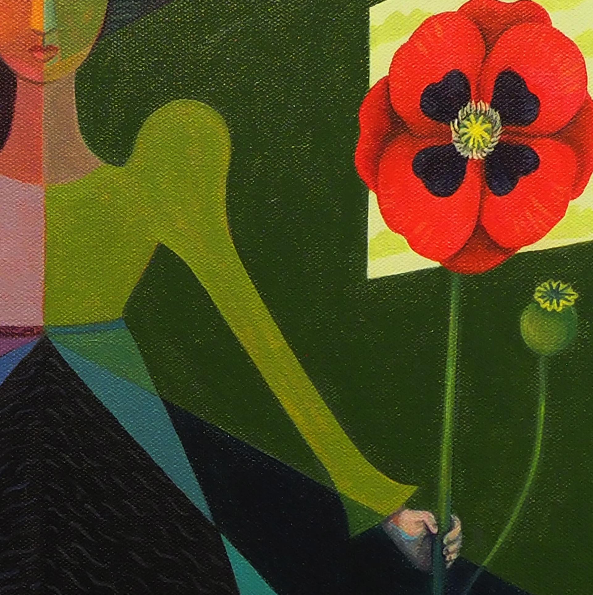 Dream Room Poppy by Lisa Shimko