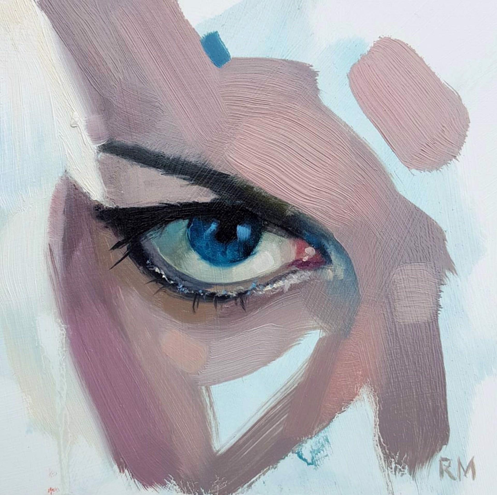 Intense Blue by Ryan Morse