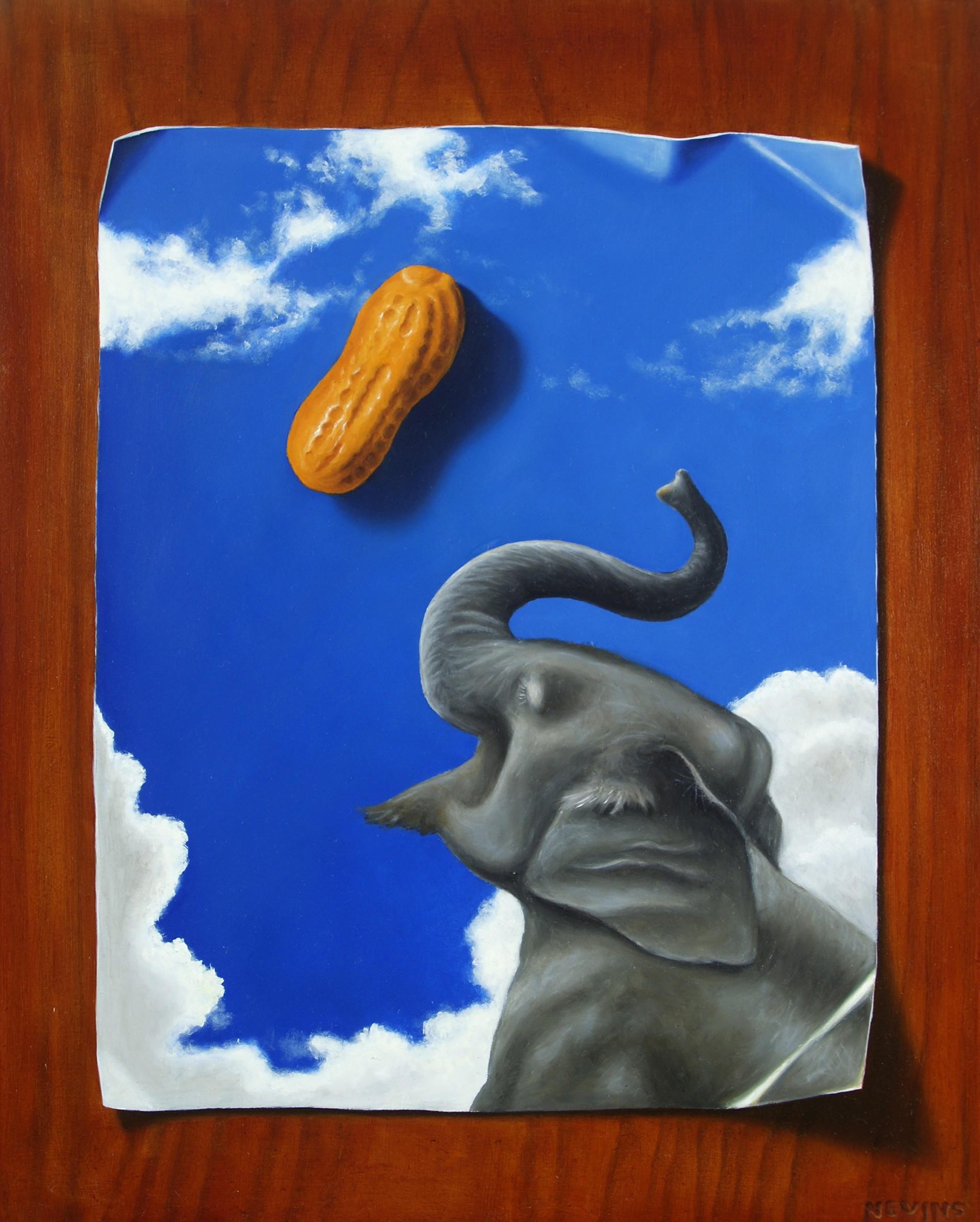 Circus Peanut by Patrick Nevins