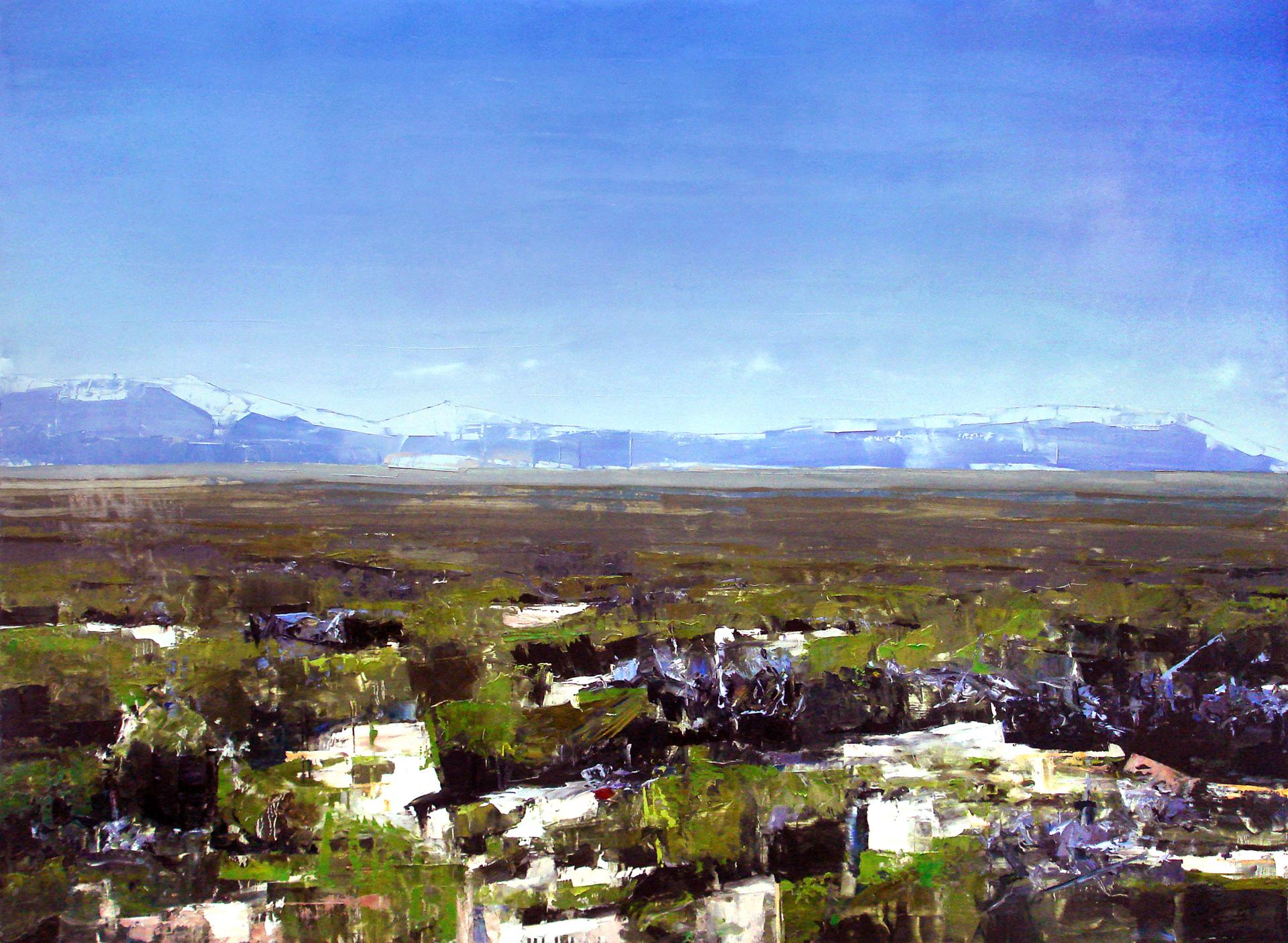 Chico Basin, San Luis Valley Colorado by David Shingler
