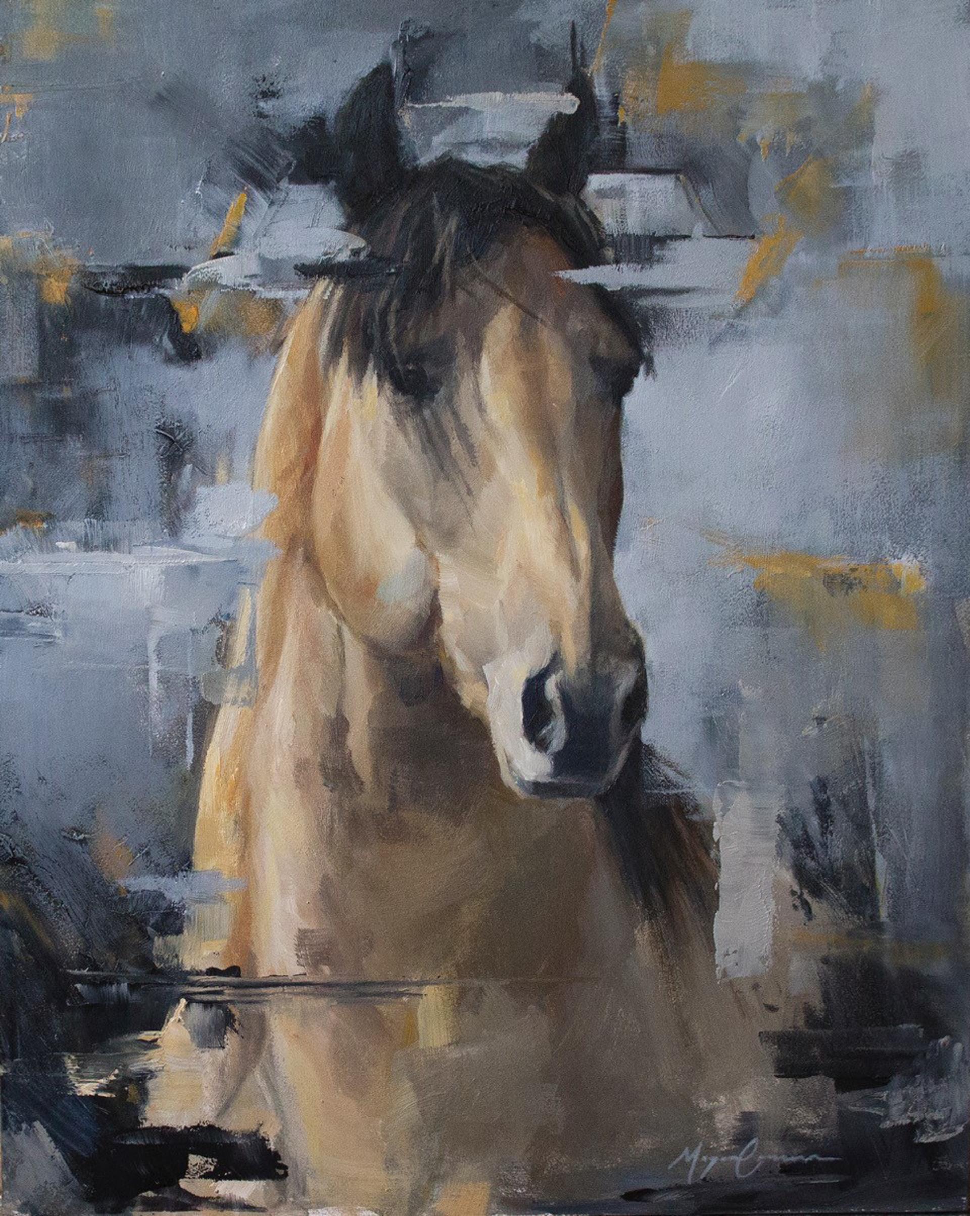 Grey Haze by Morgan Cameron