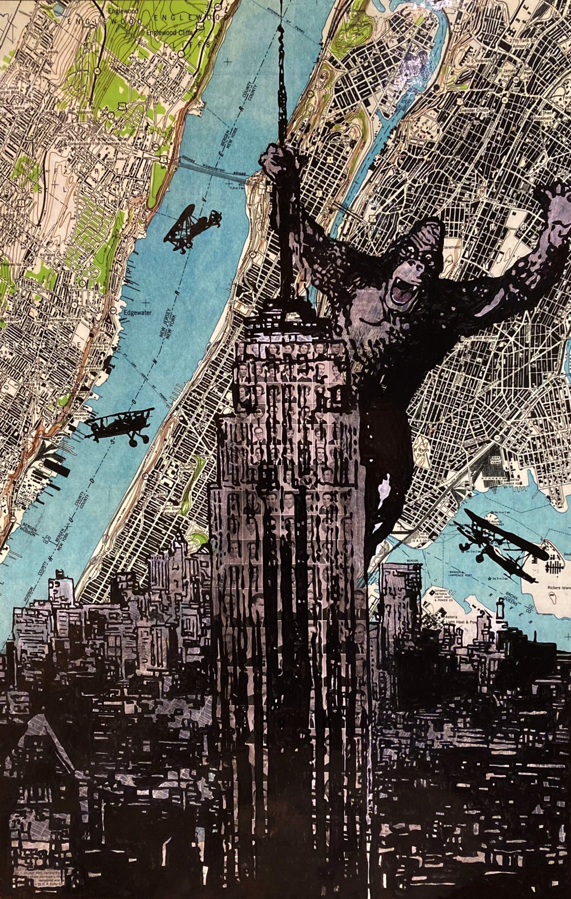 I Love New York by Will Armstrong