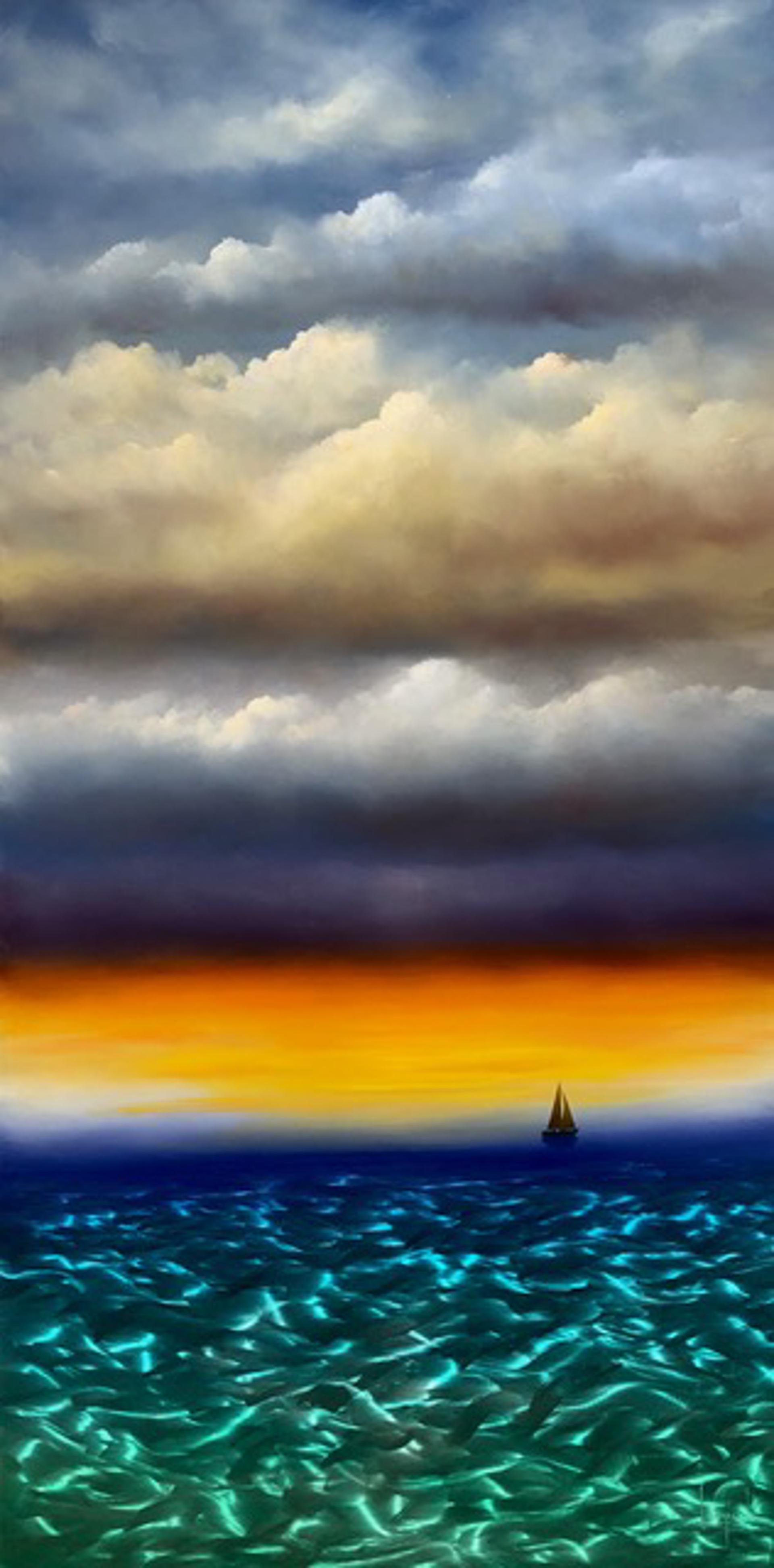 Found At Sea by Dario Campanile