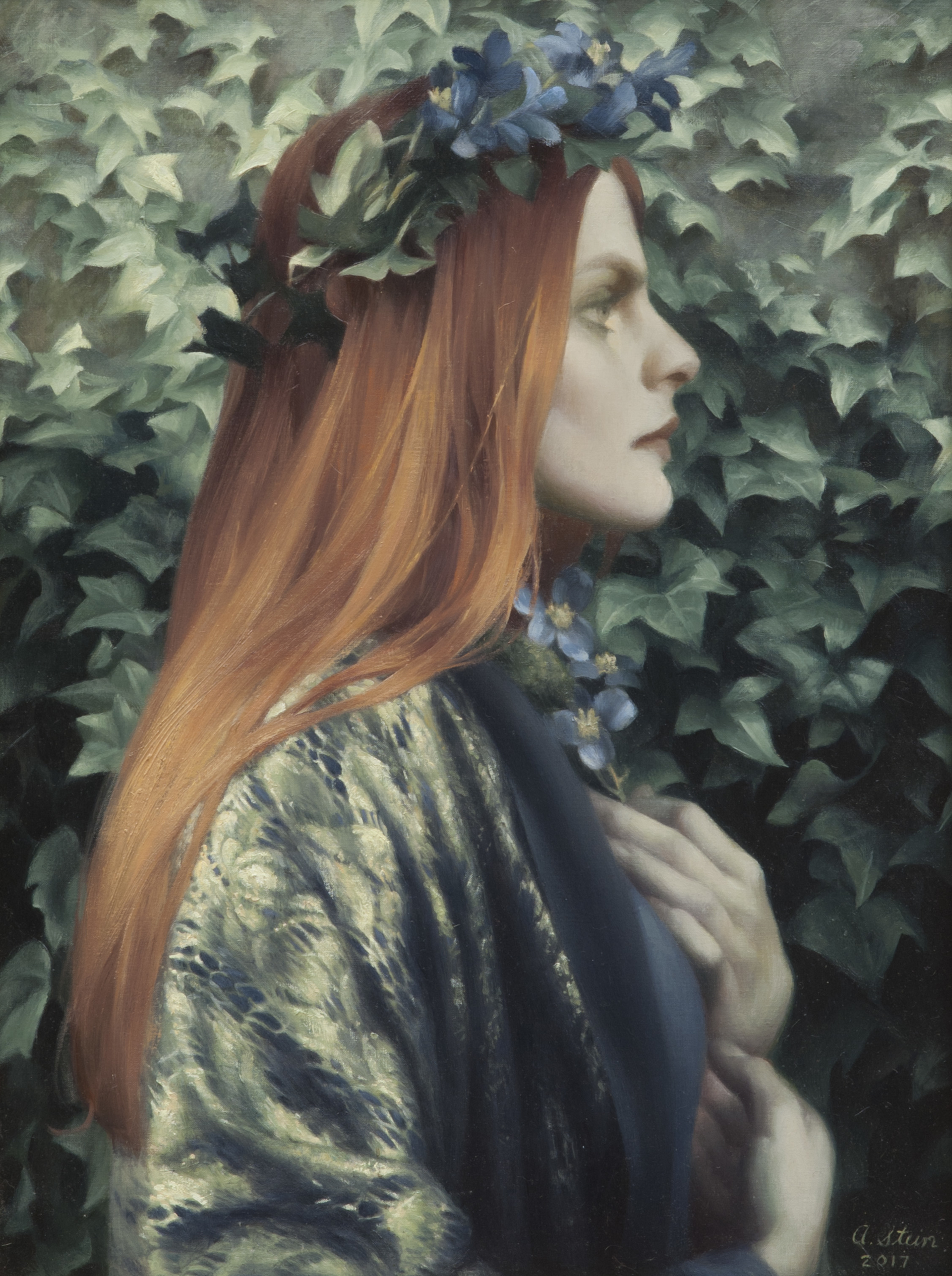 Blue Sister by Adrienne Stein