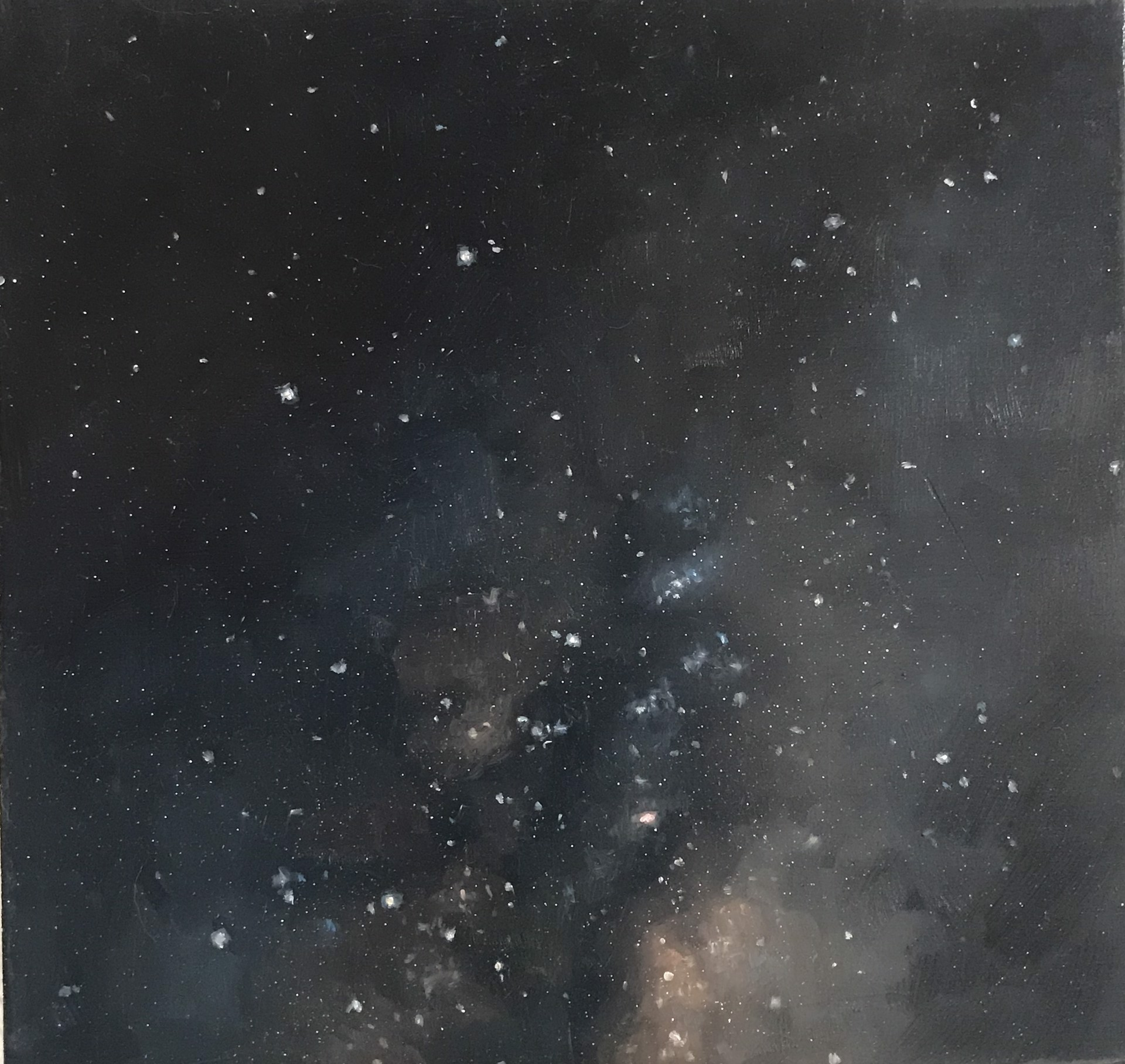 Study (Milky Way) by Robin Cole