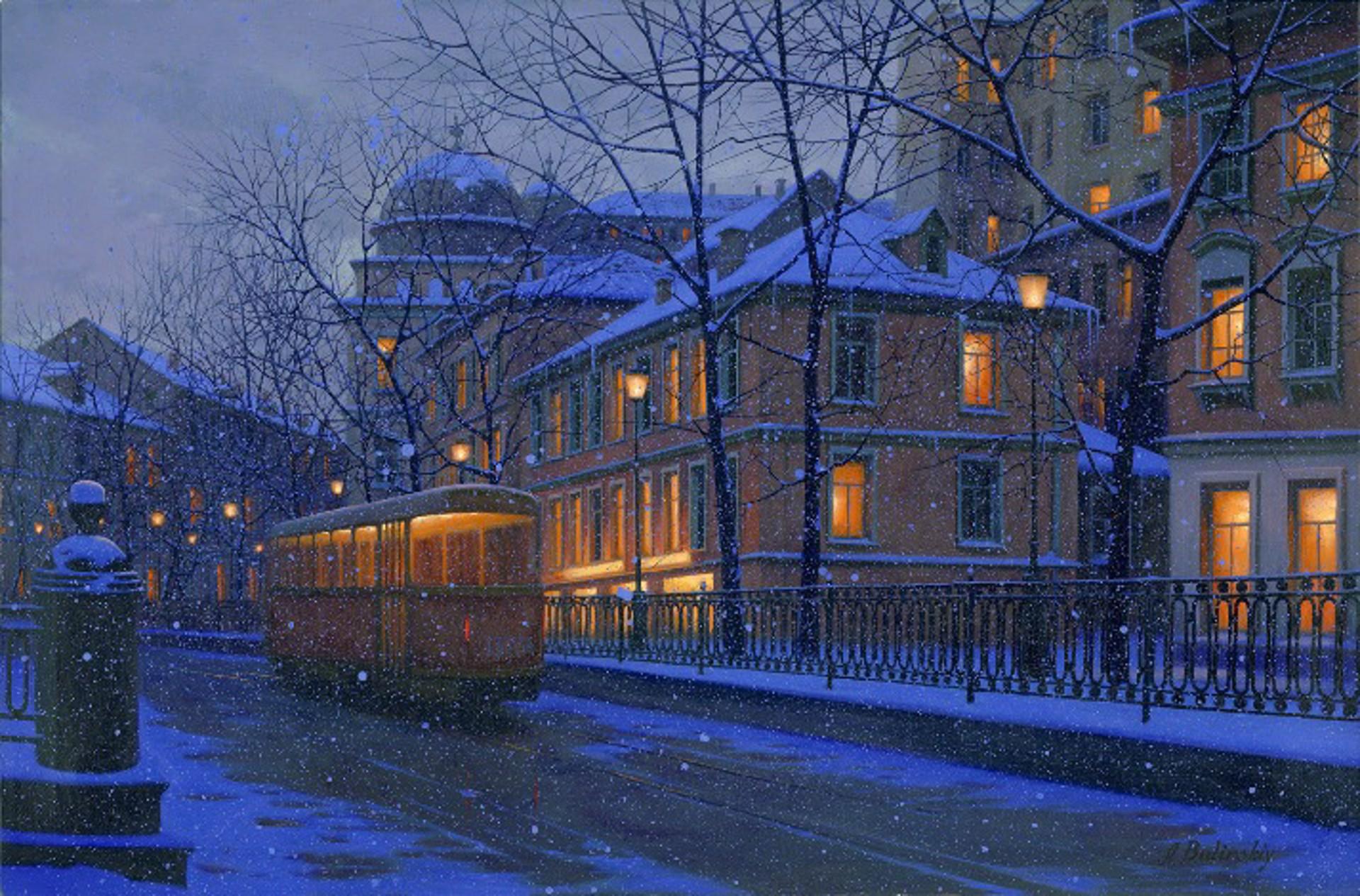 Street of Dreams by Alexei Butirskiy