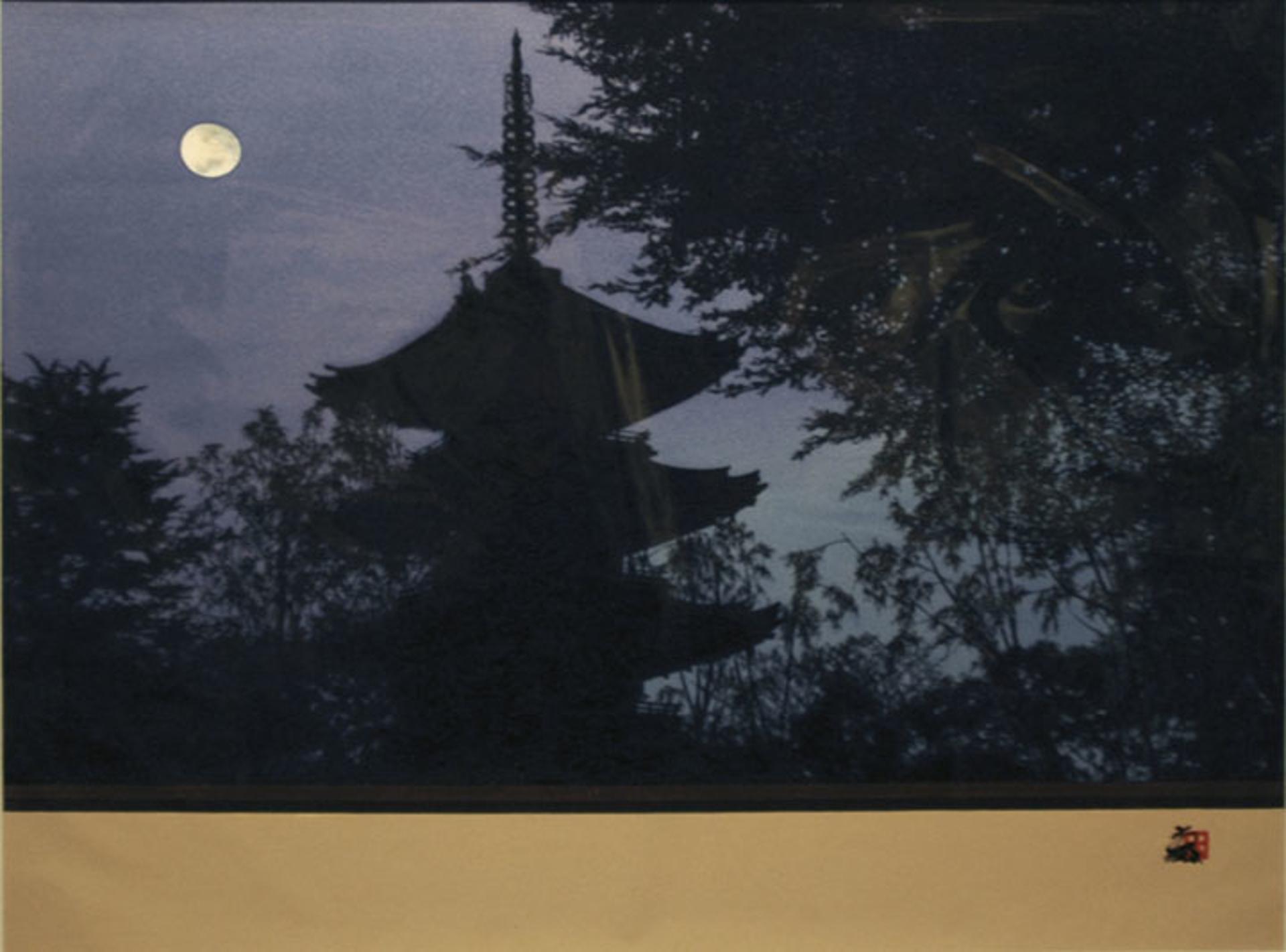 Kanneiji Moon by Hisashi Otsuka