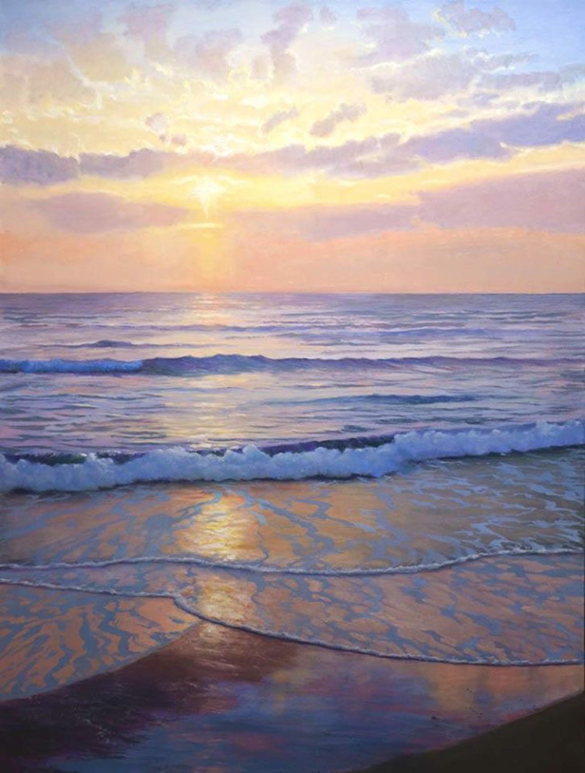 Resplendent Sunset by ARMAND CABRERA