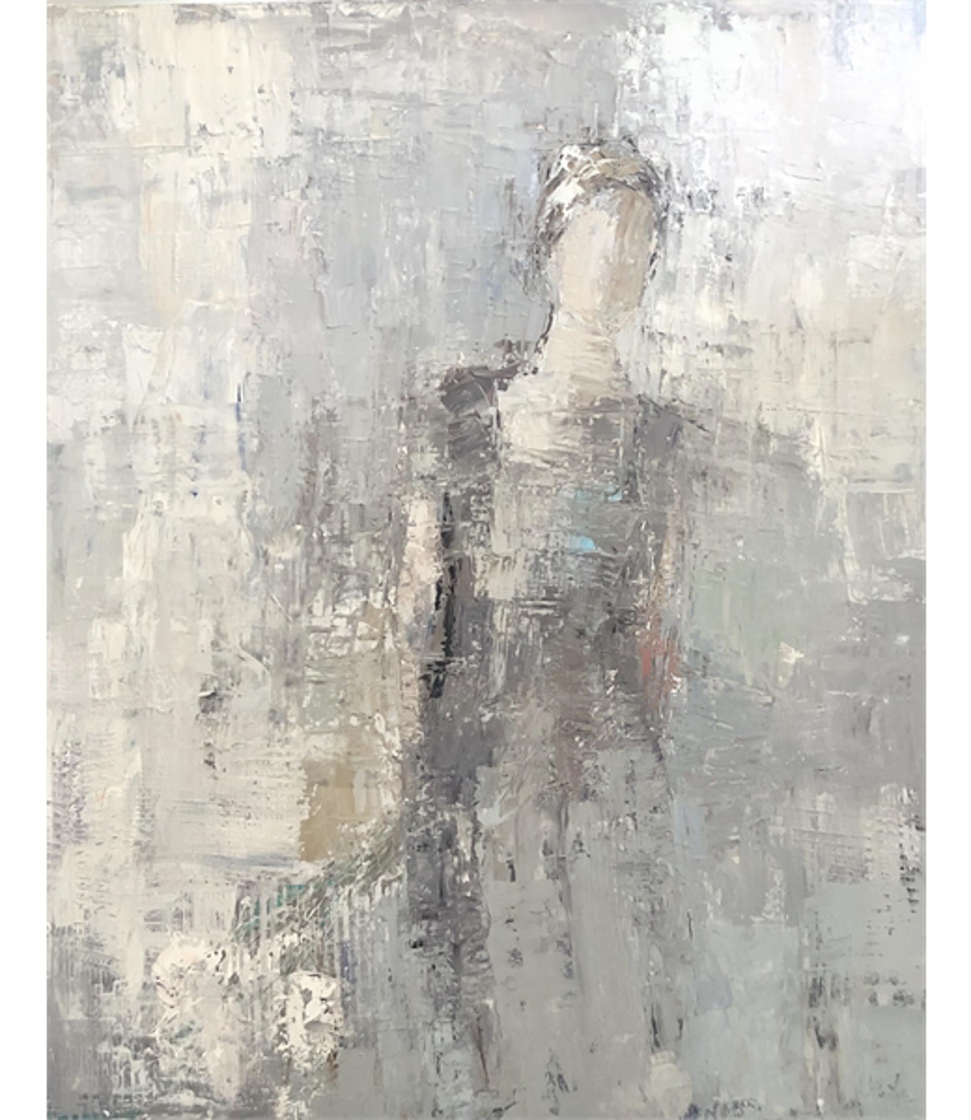 Figure by Barbara Flowers