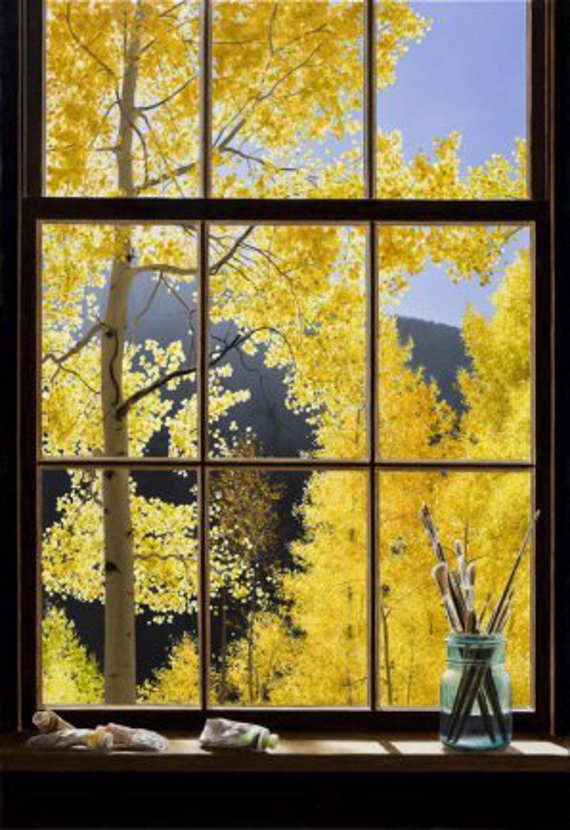 Autumn Colors by Alexander Volkov