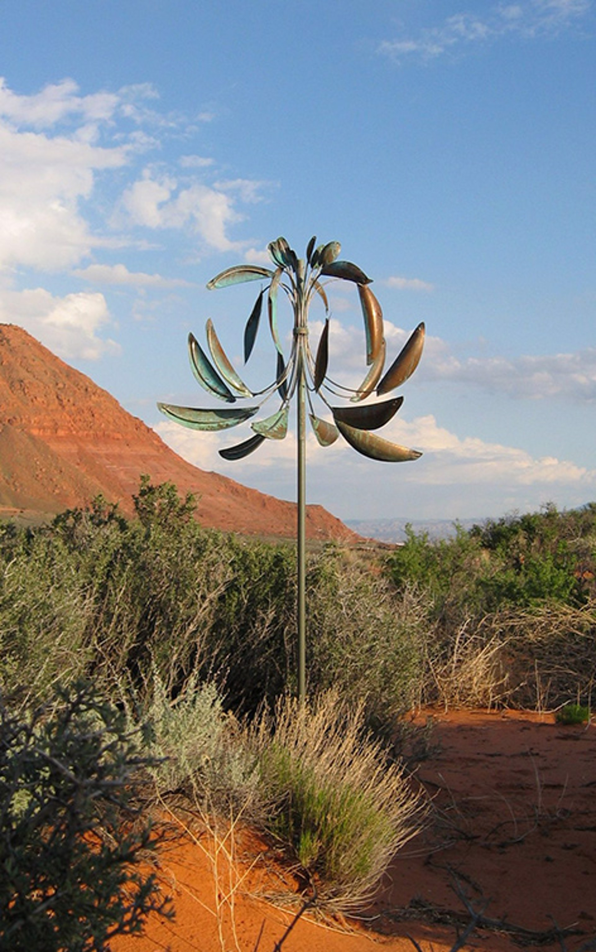 Fleur-de-lis by Lyman Whitaker
