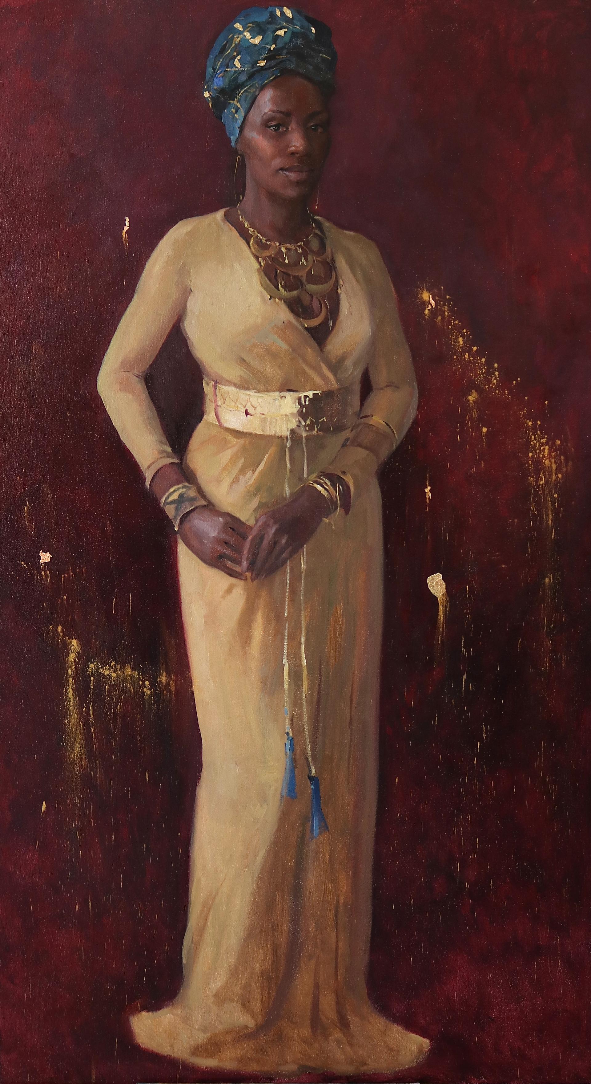 Malkia by Tanvi Pathare