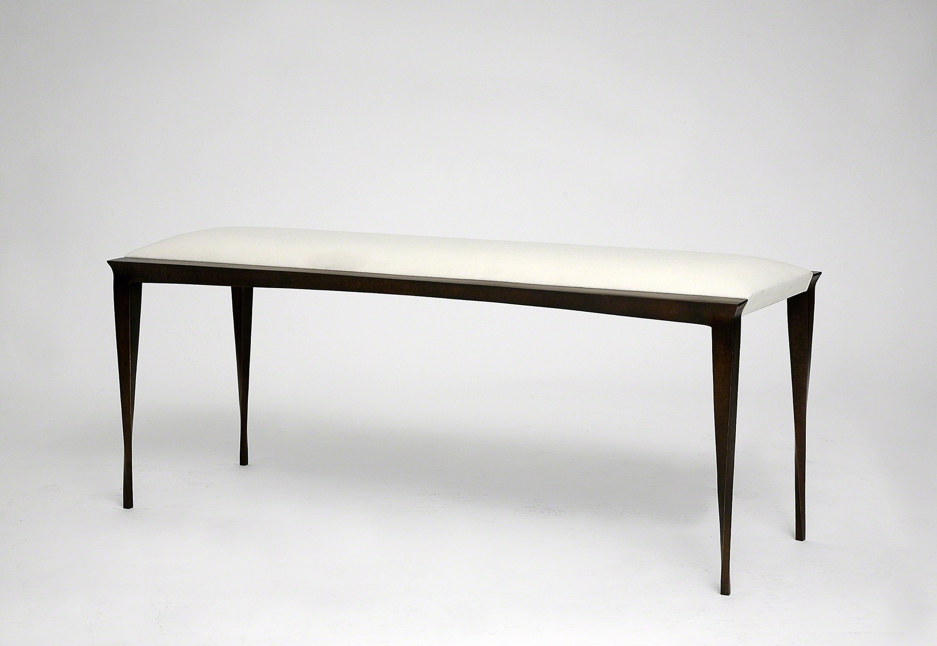 Bench in Bronze by Anasthasia Millot