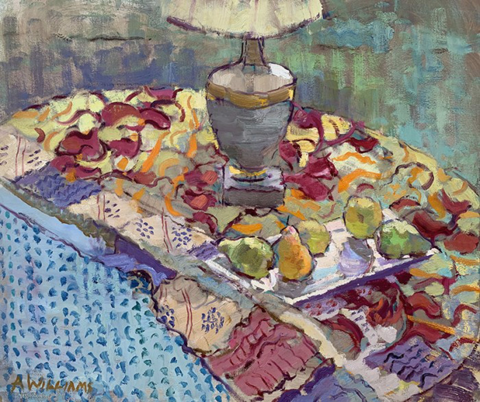 Pear of Fives by Alice Williams