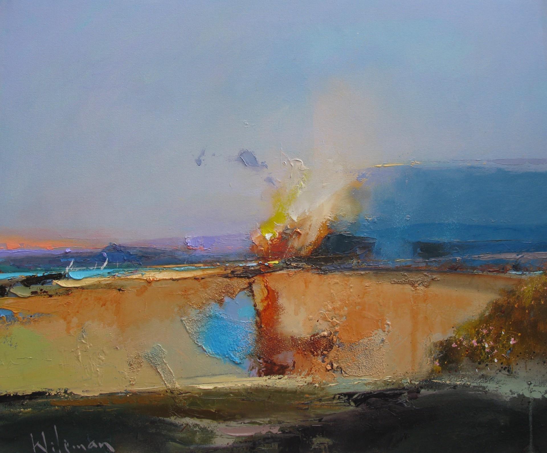 Sunburst by Peter Wileman