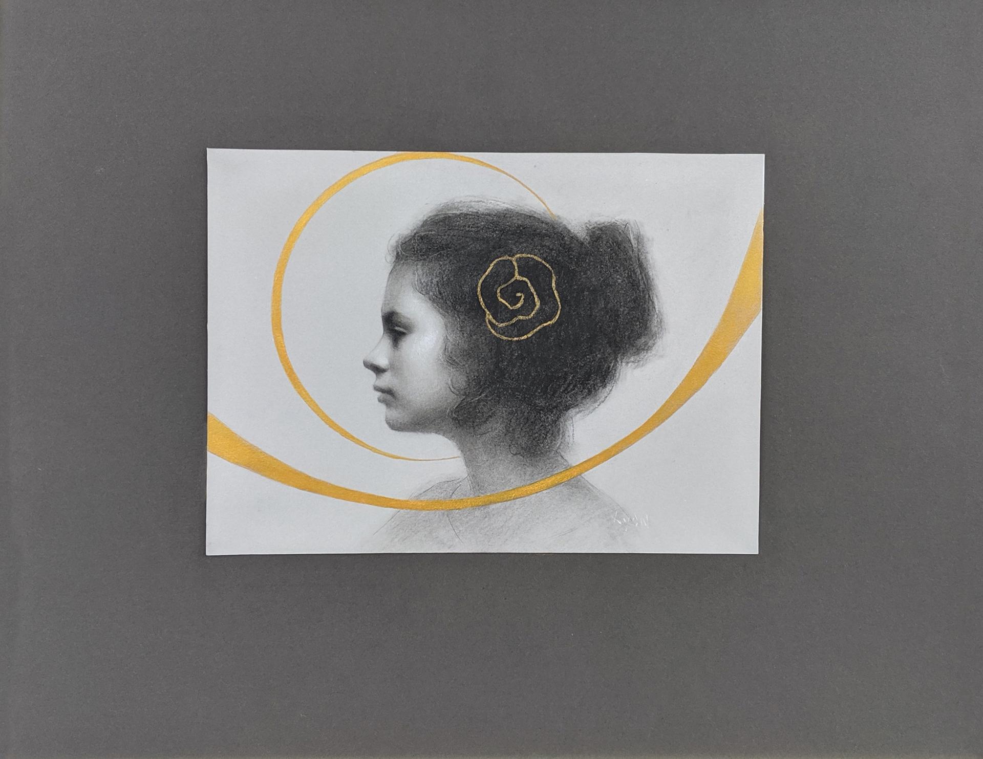 Golden Rose by Susan Lyon