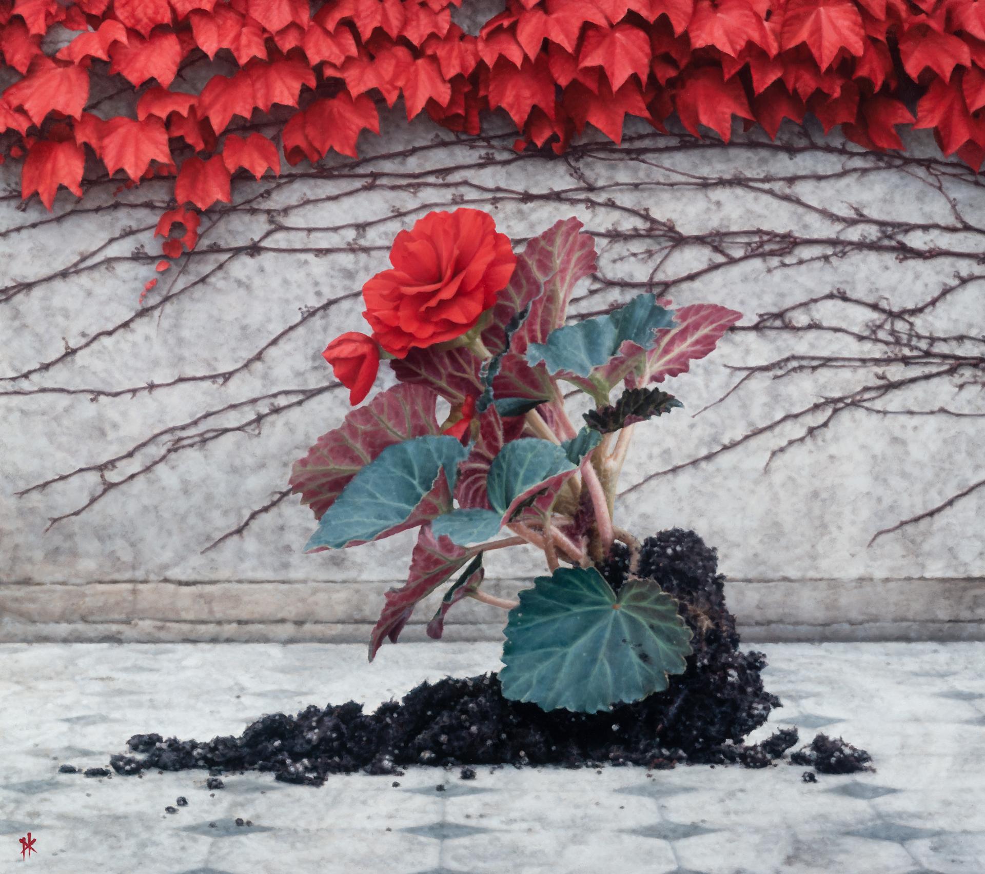 Crimson Current by Patrick Kramer
