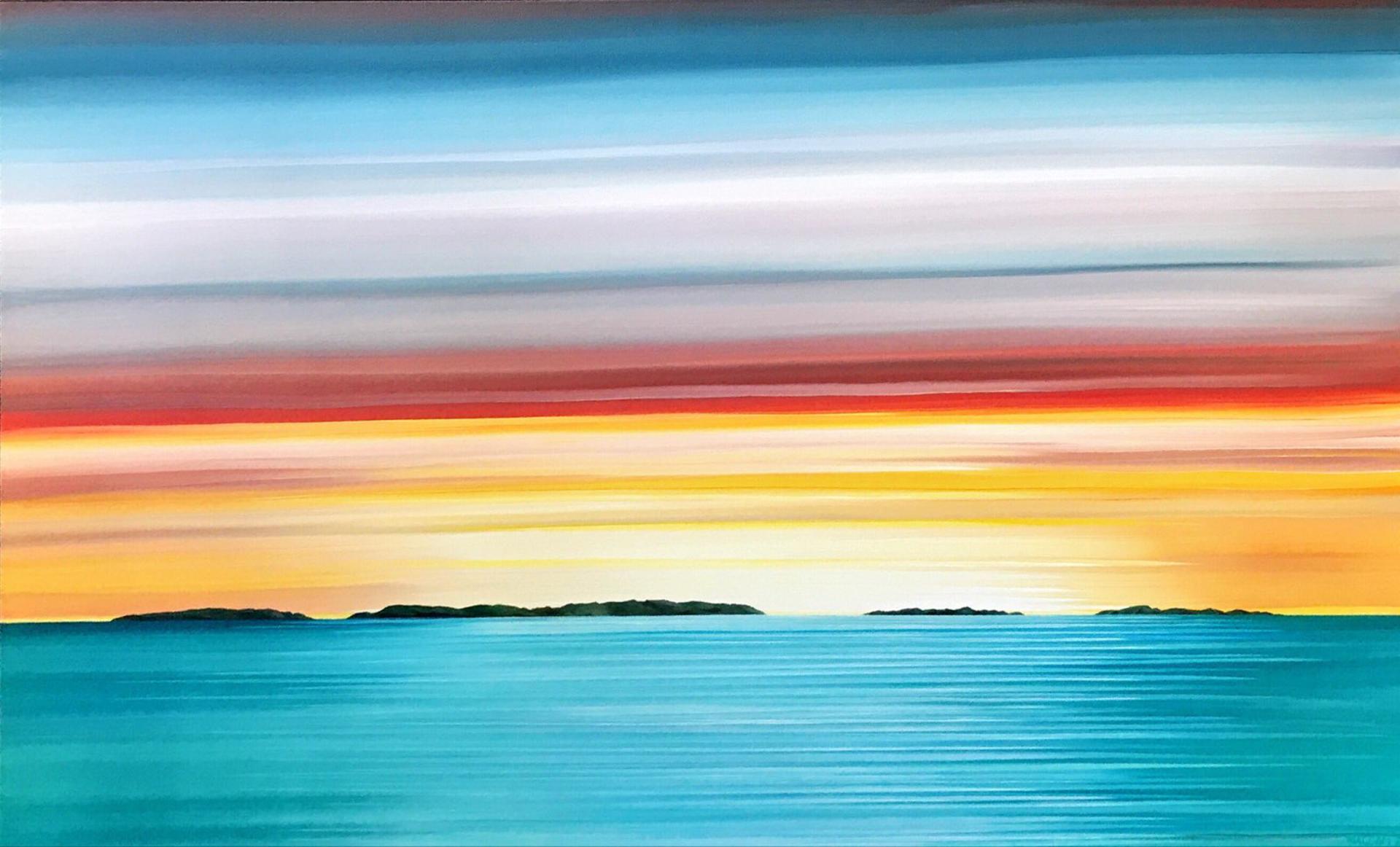 Key to Tranquility by Burke Malcom