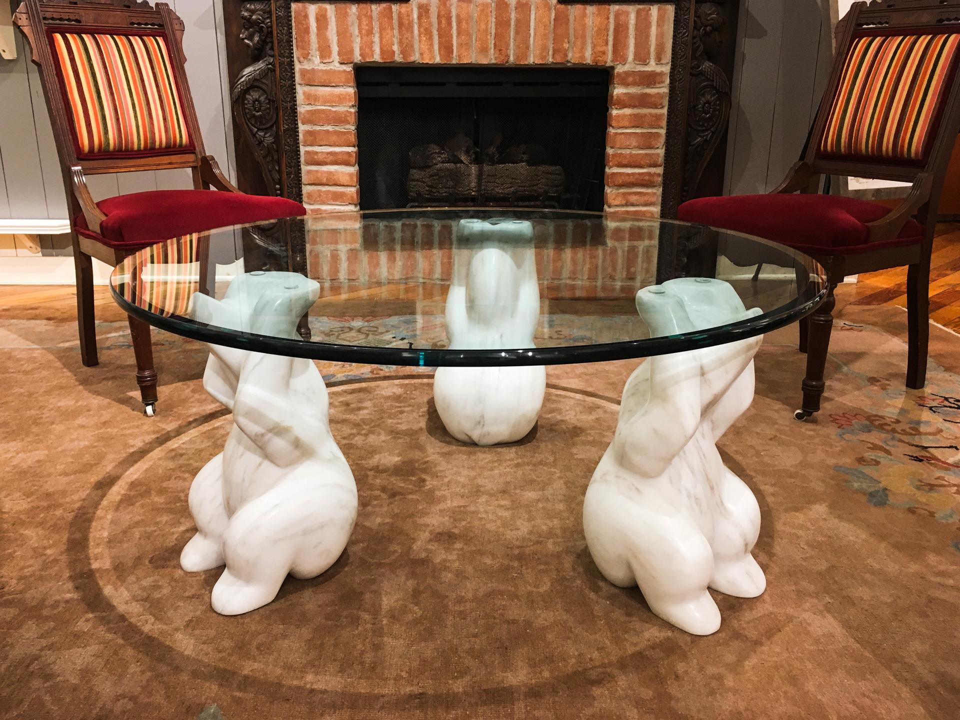 Bear Table 84 by Gert Olsen