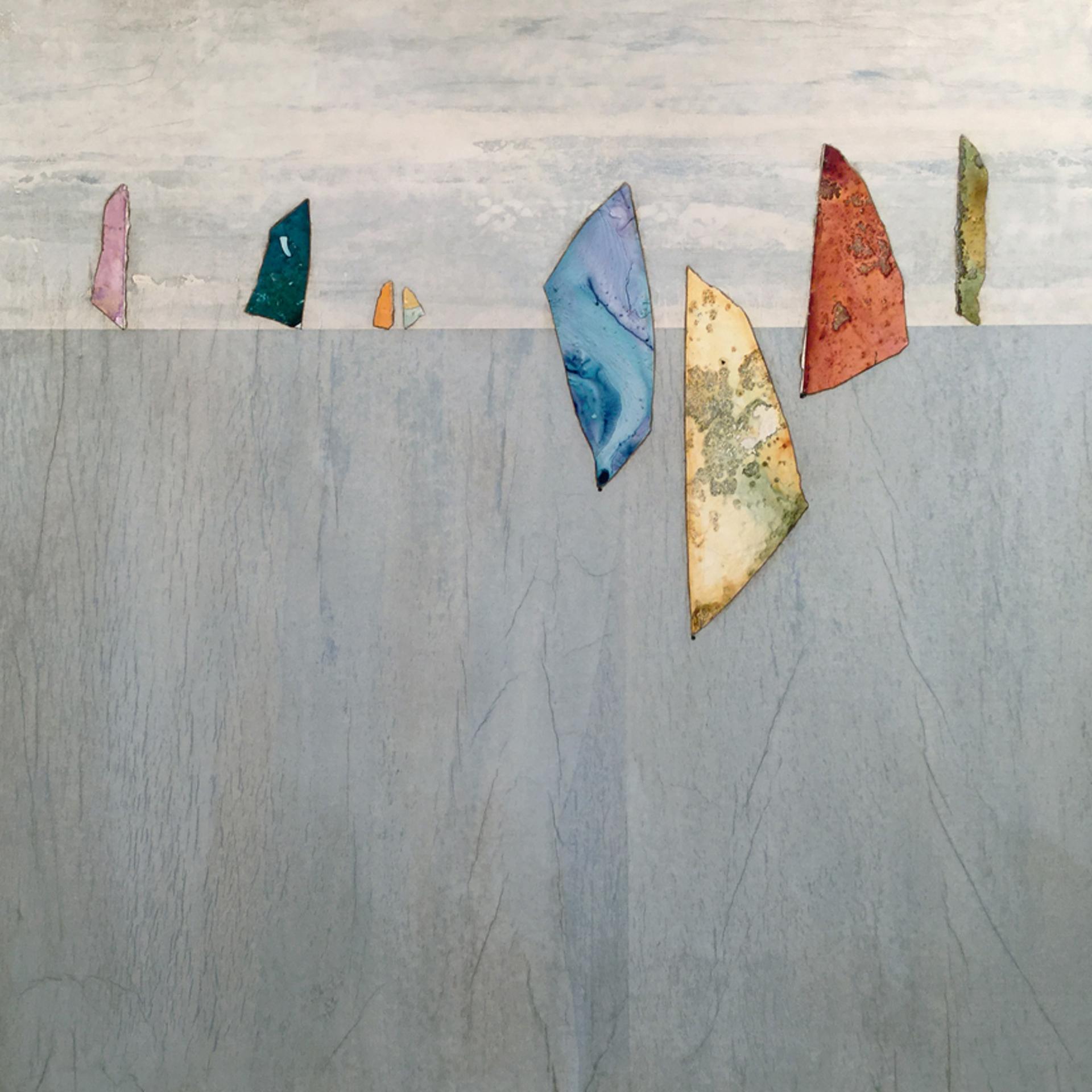 Going Coastal I by Peter Kuttner