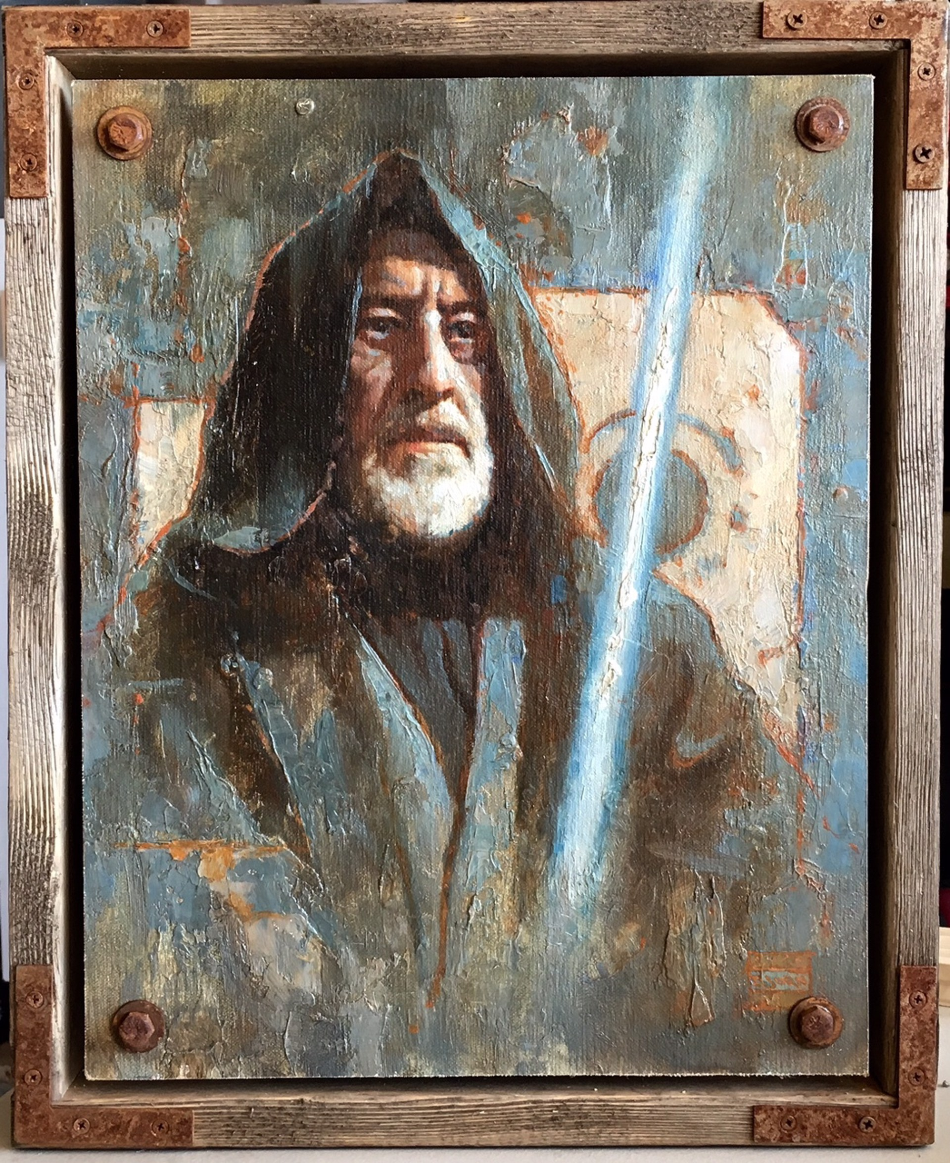 Obi-Wan by Bjorn Thorkelson