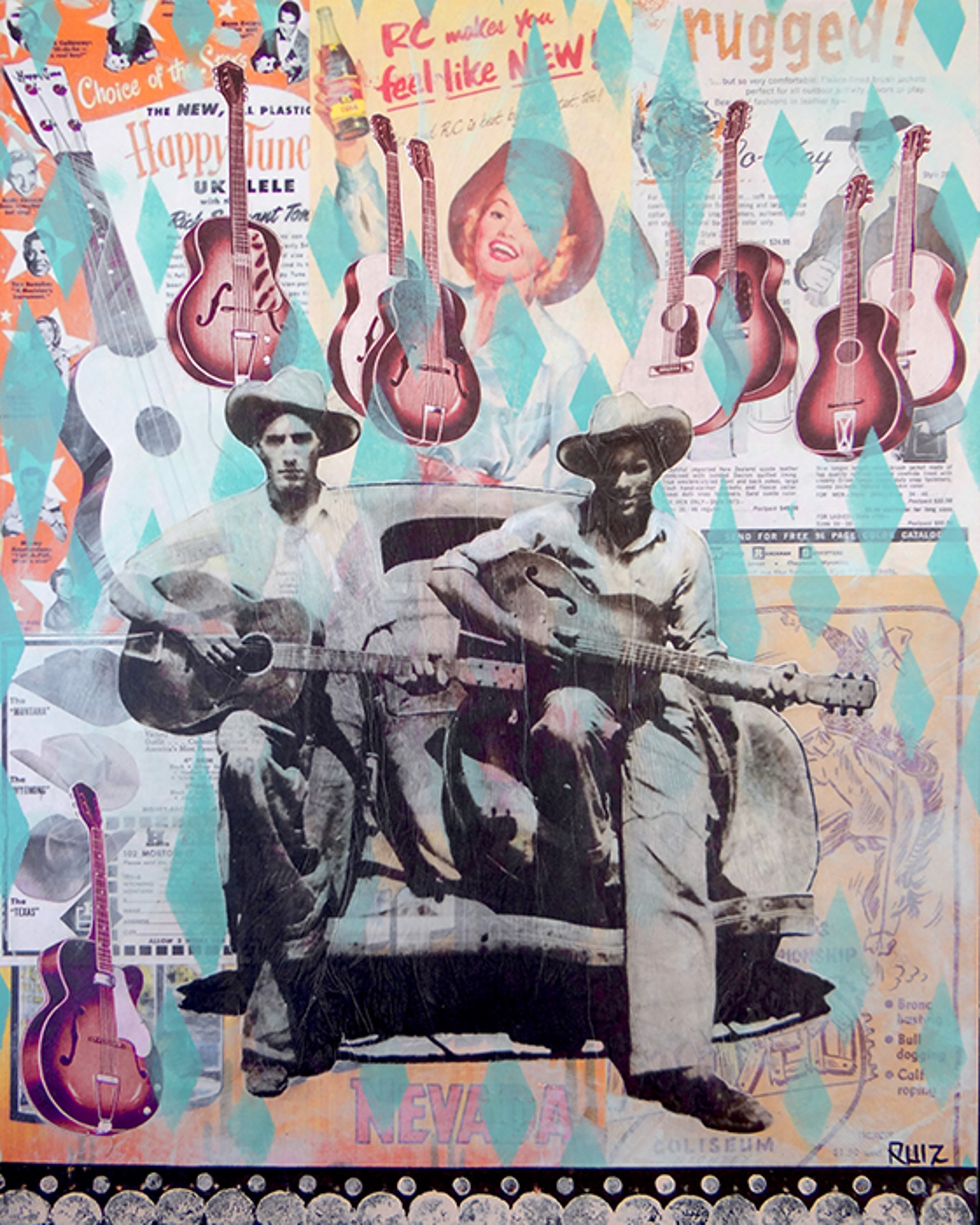 honkey tonk dreams 2 by Tamara Ruiz