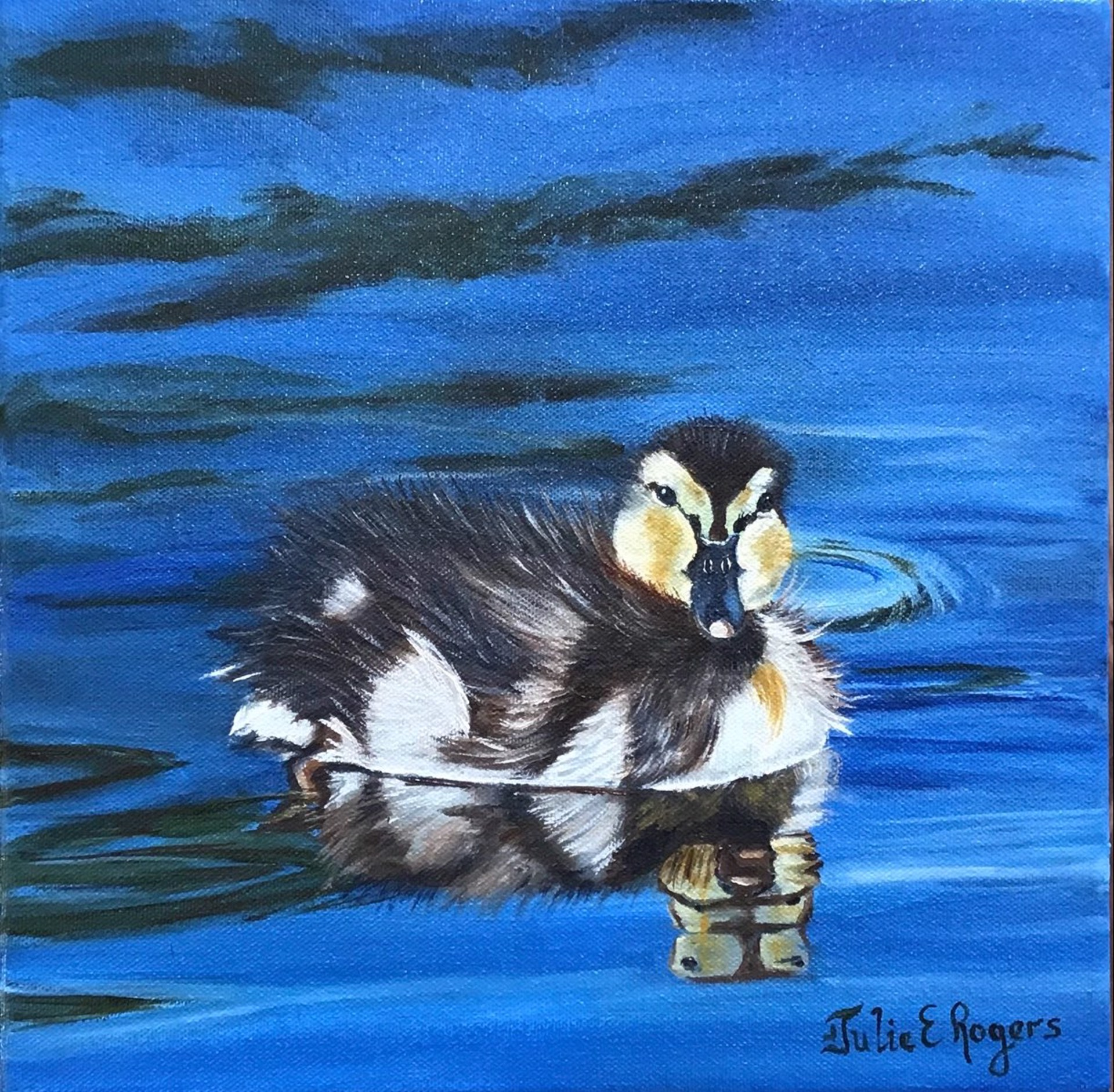 Fluffy by Julie Rogers