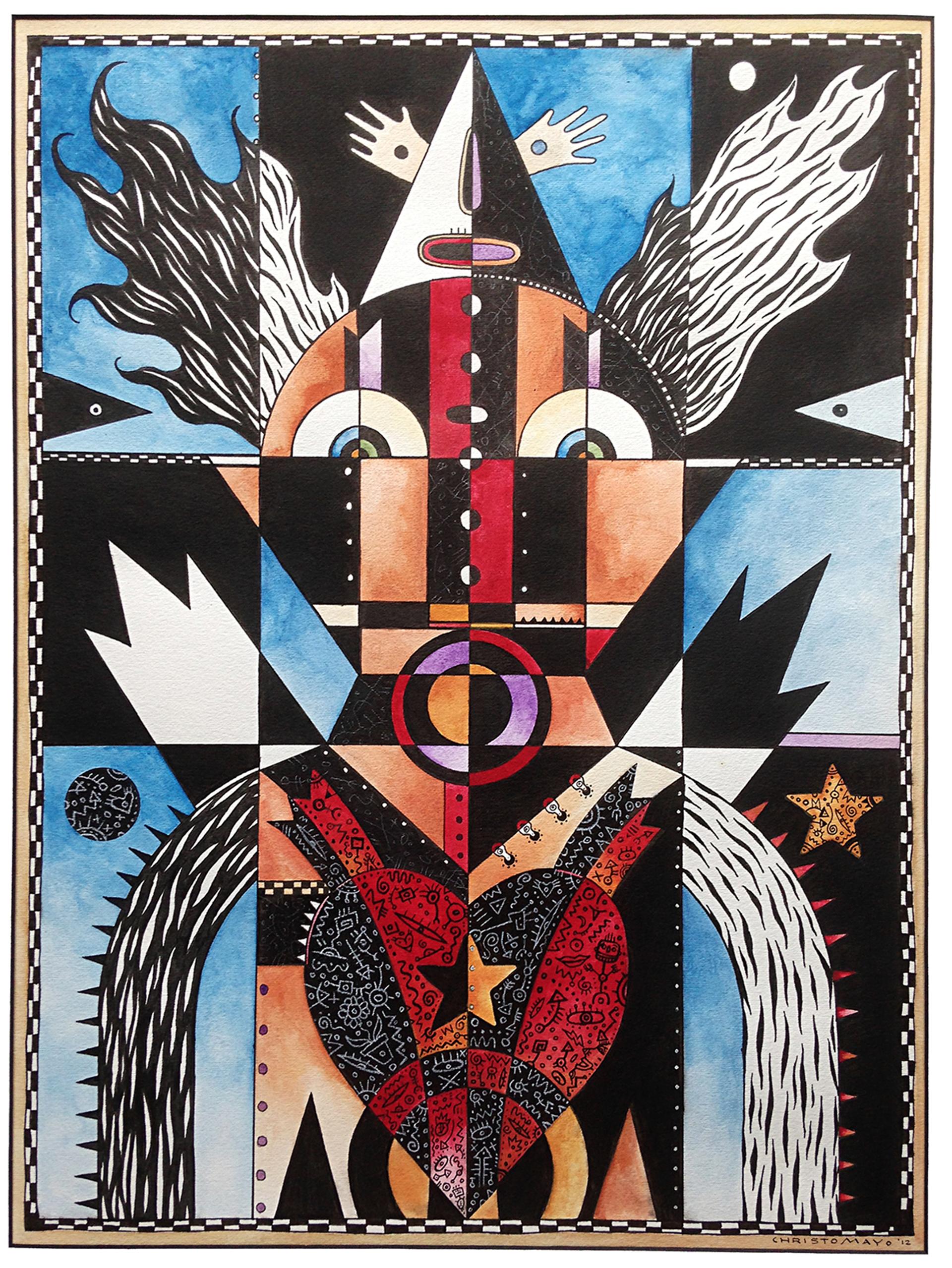 The Wonder of Saint Valentine by Christopher Mayo Mayes