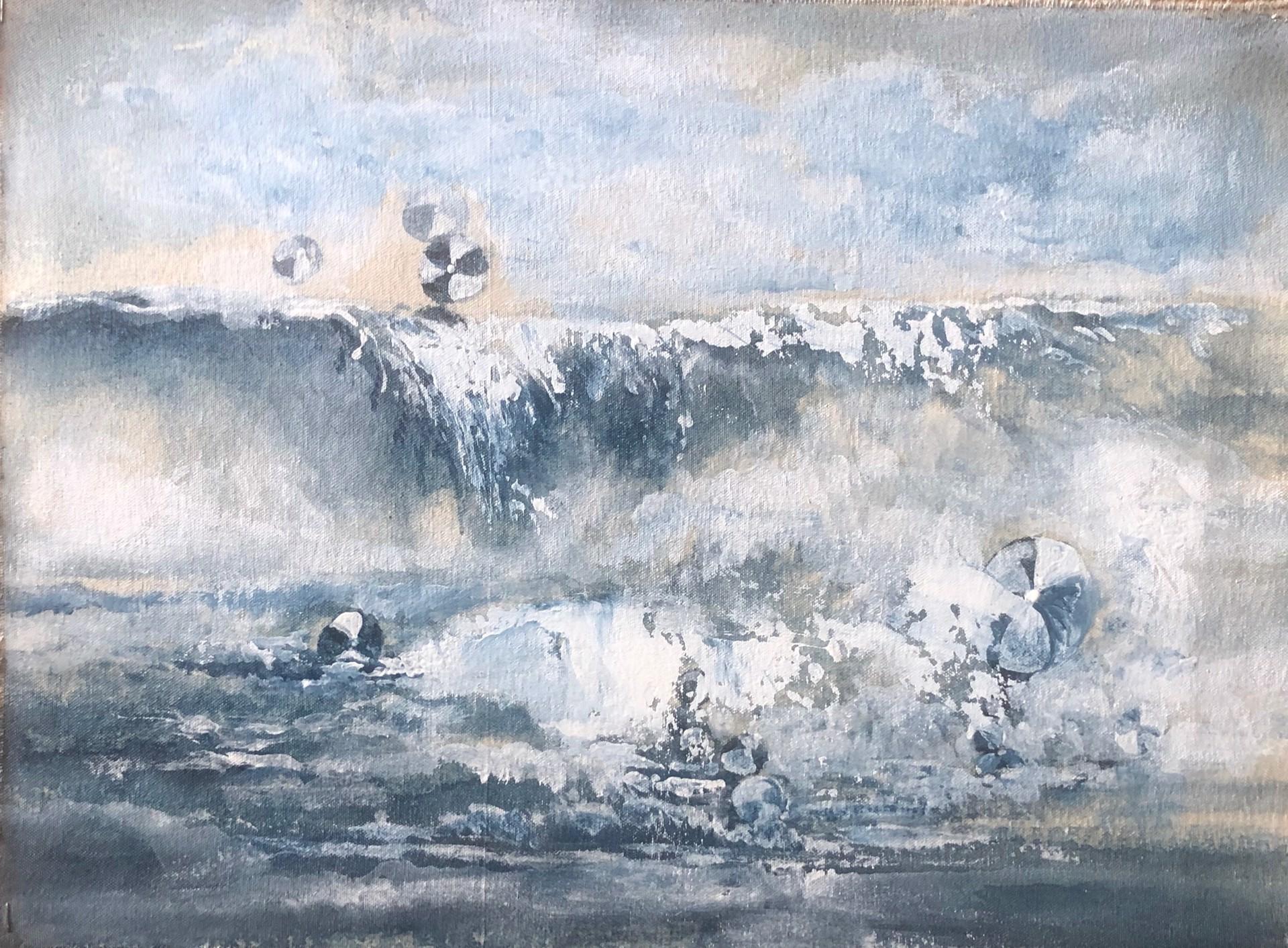 Splashdown by Andrei Petrov