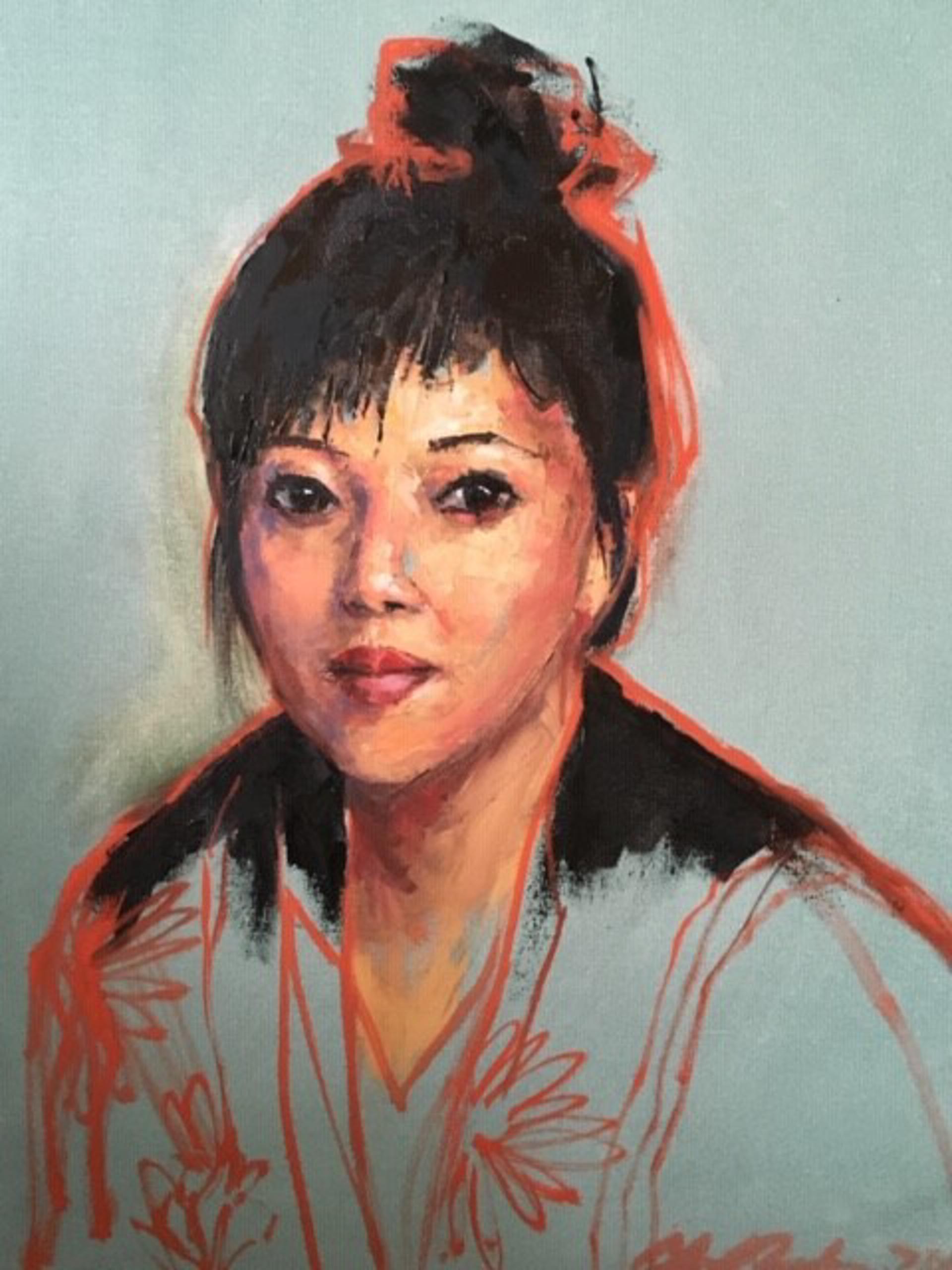 Rachel #1 by Cheryl Zahniser